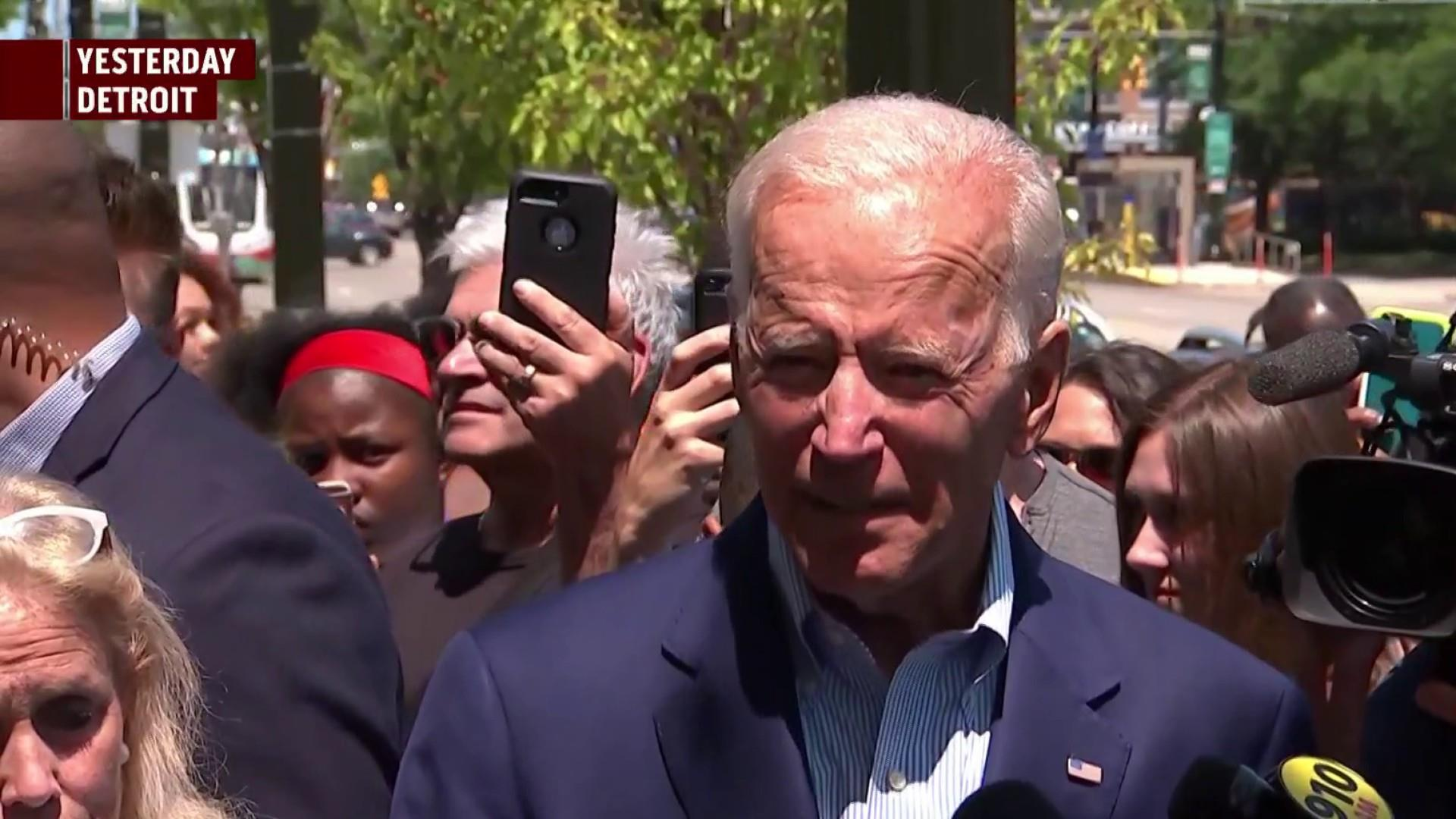 Biden defends Obama legacy after Dems' debate attacks
