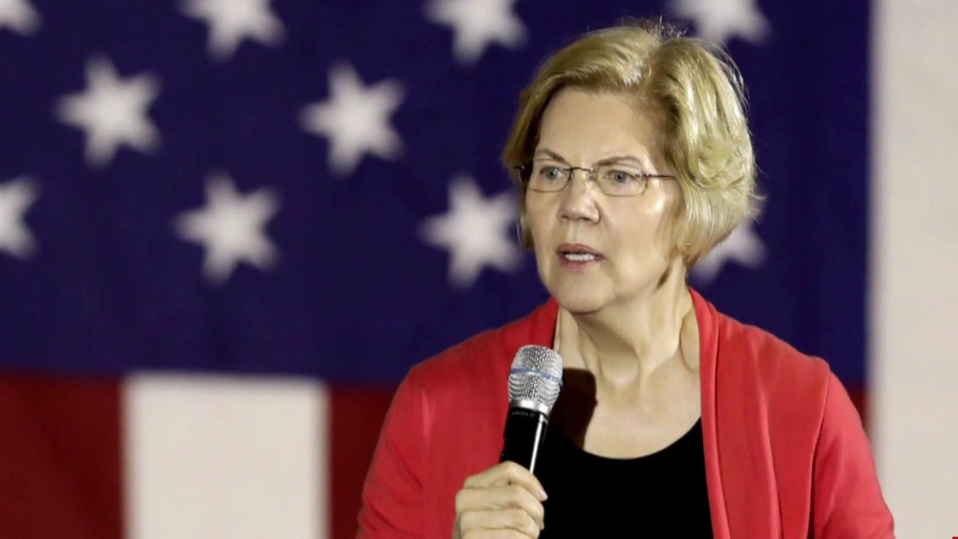 Sen. Warren gains in 2020 poll after debate