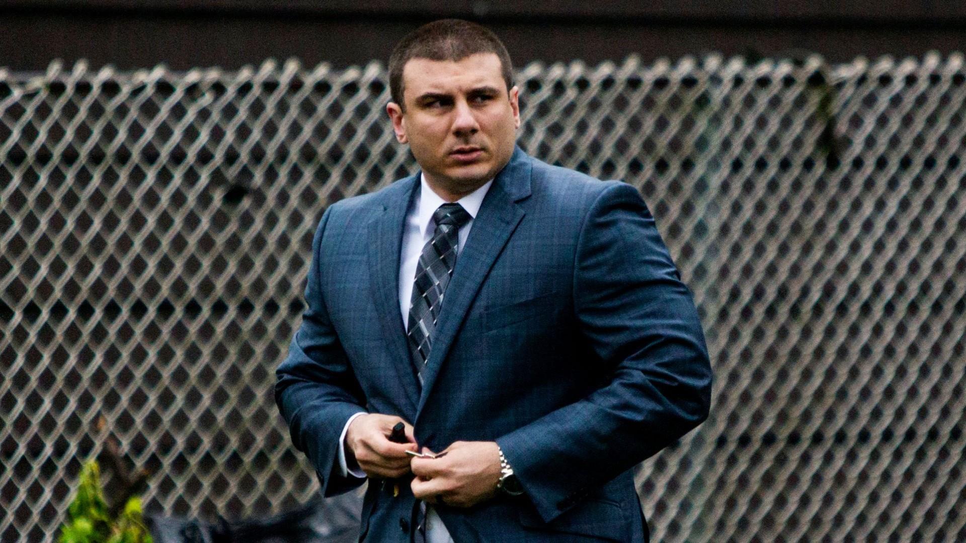 NYPD fires Officer Daniel Pantaleo for chokehold in Eric Garner's death