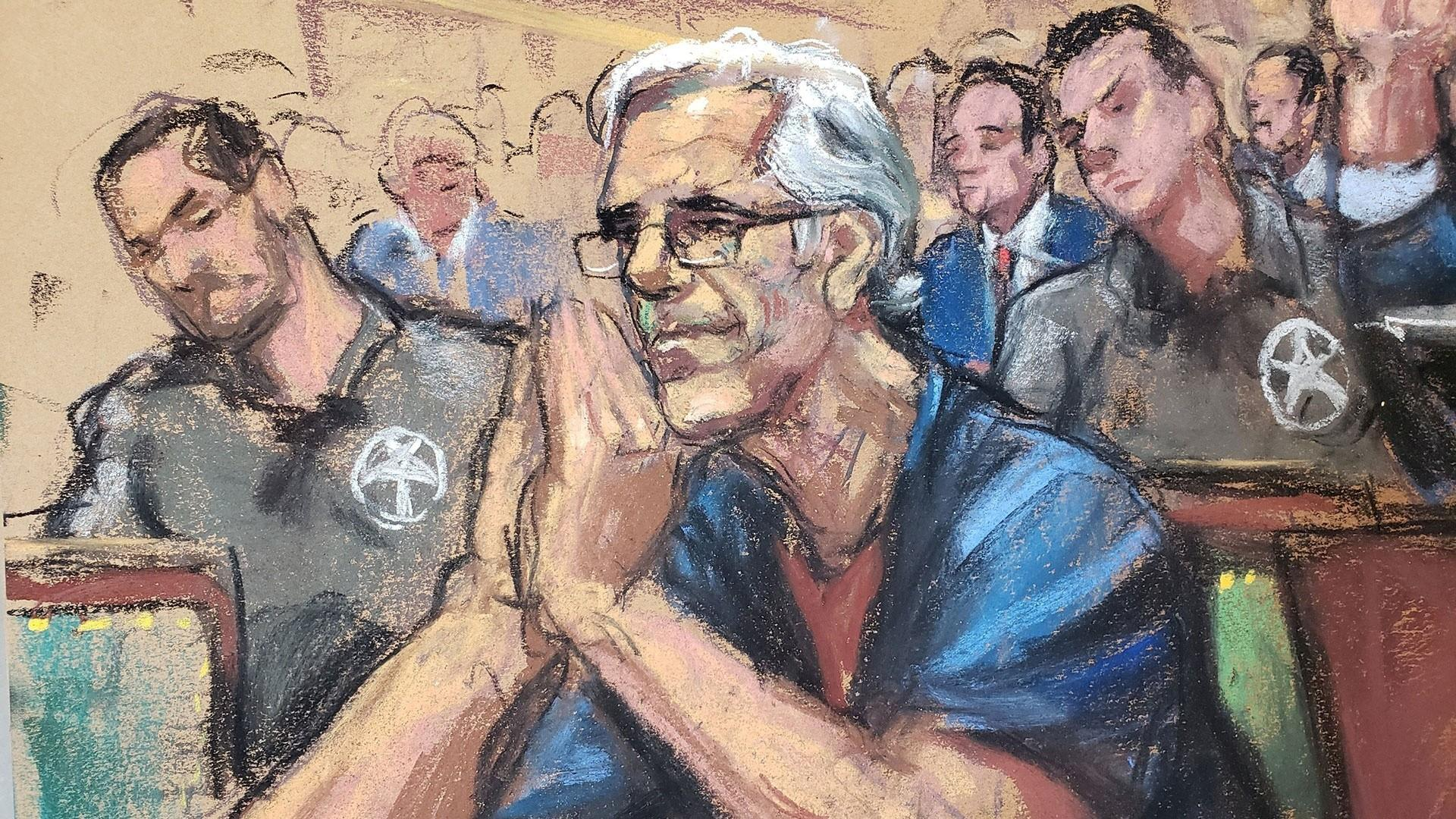 After autopsy, cause of Jeffrey Epstein's death awaits 'further
