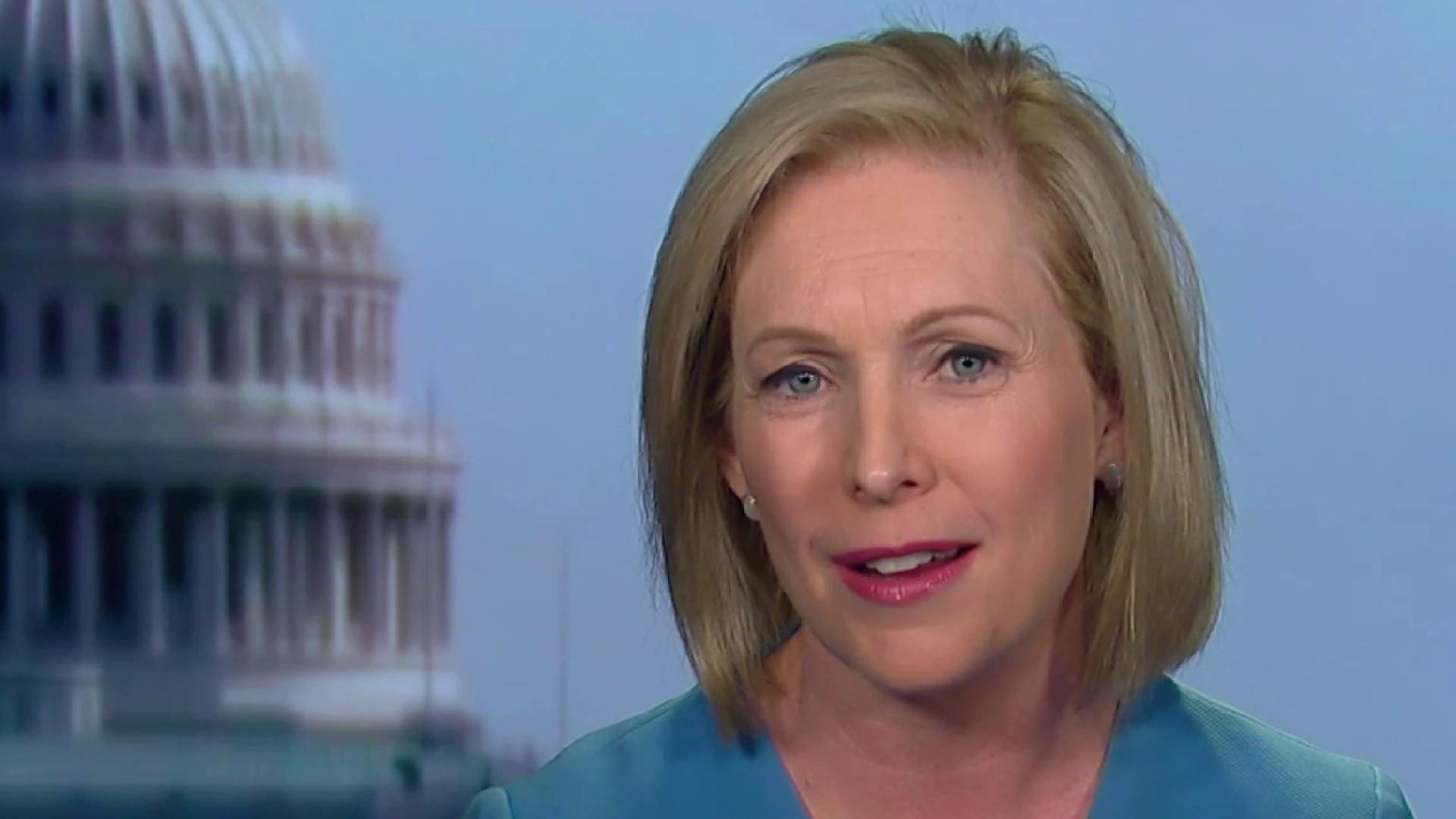 Full Gillibrand: 'Deeply offended' by Biden 1981 op-ed