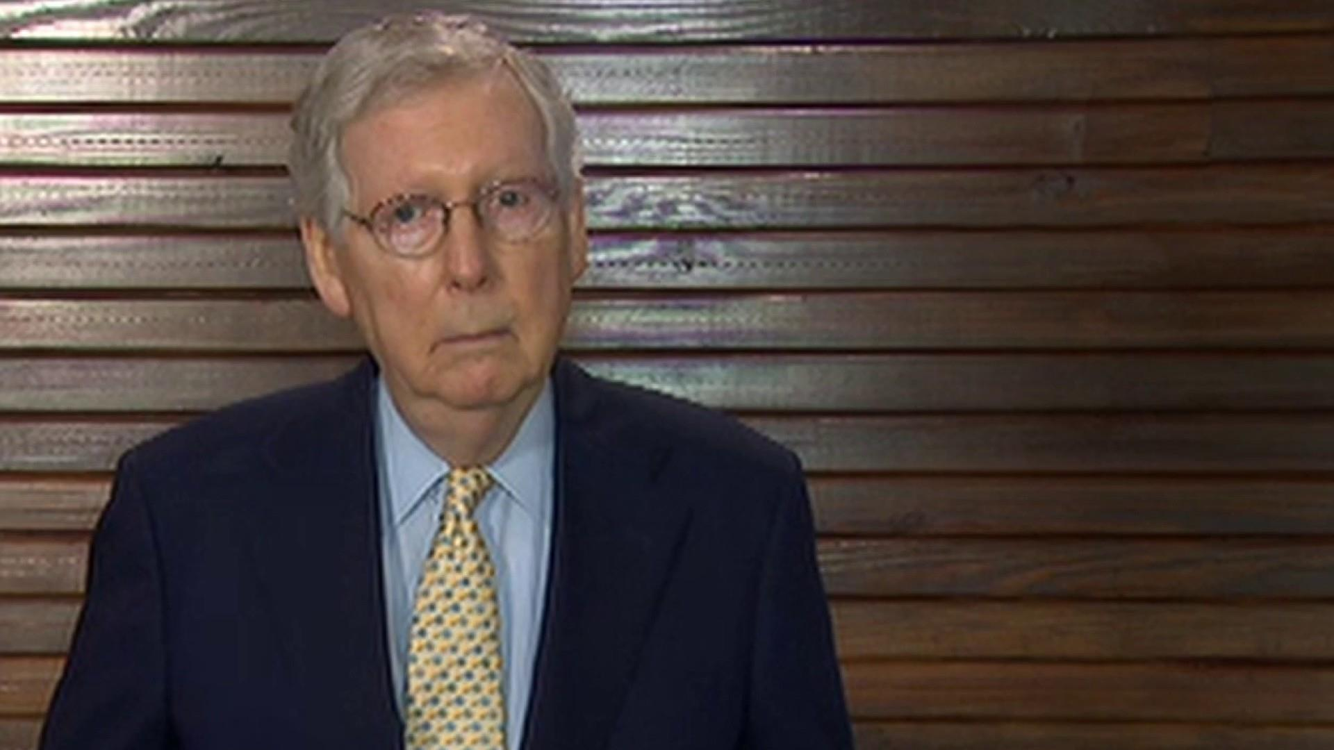 McConnell reportedly rattled by 'Moscow Mitch' attacks