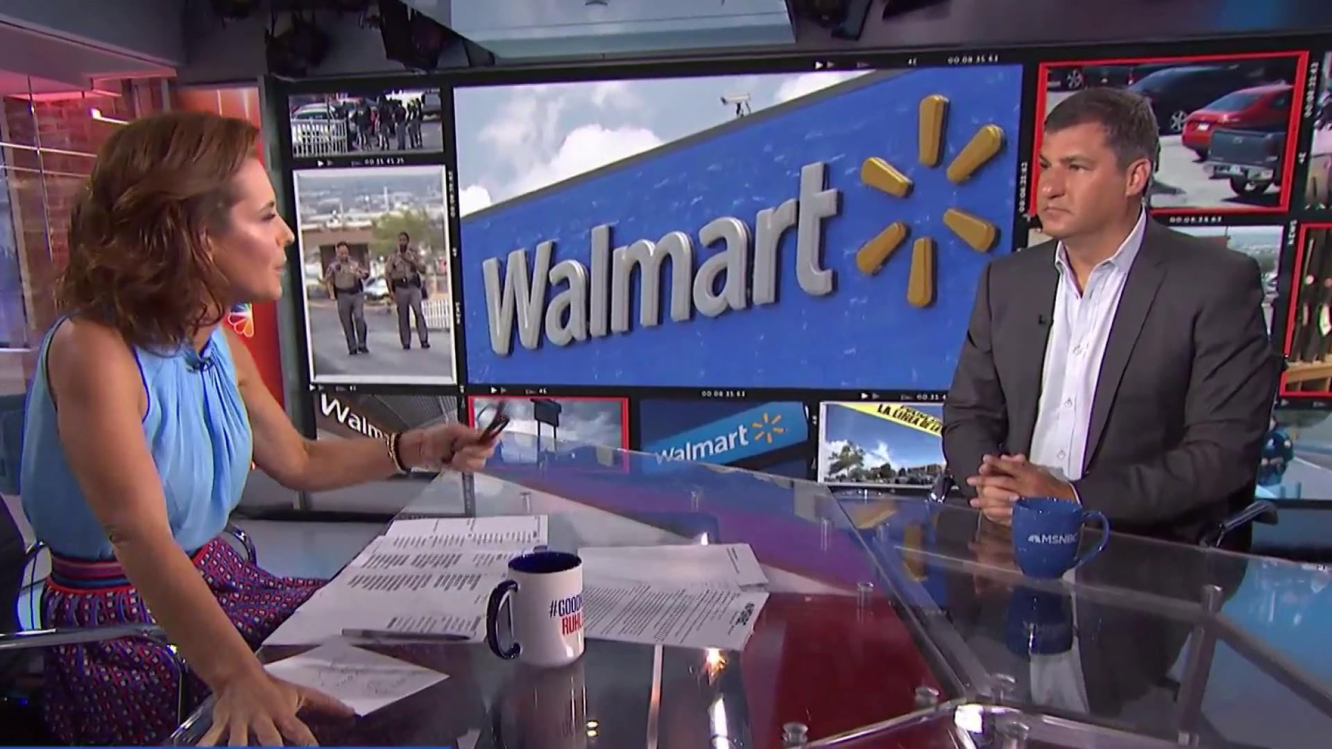 NYT columnist asks Walmart CEO to use his clout to curb gun violence