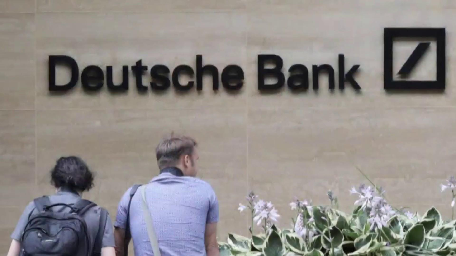 Deutsche Bank confirms it has tax returns tied to Trump
