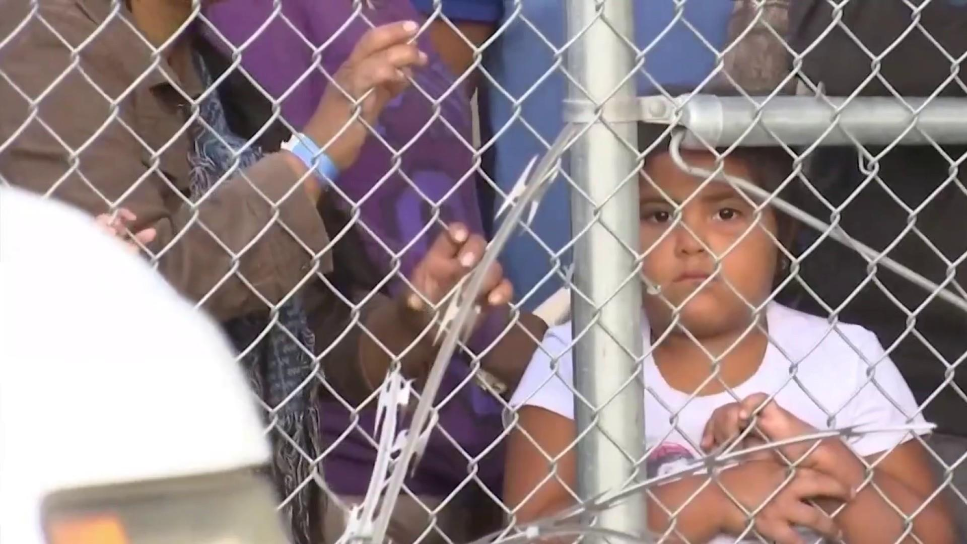 Trump administration to lift limit on how long it can detain migrant families