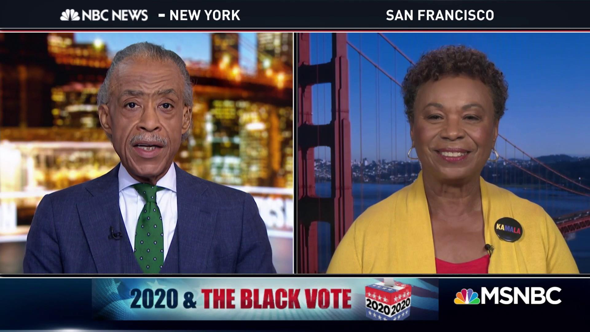 """Rep. Barbara Lee on Trump Impeachment: 'Our democracy is at stake"""""""