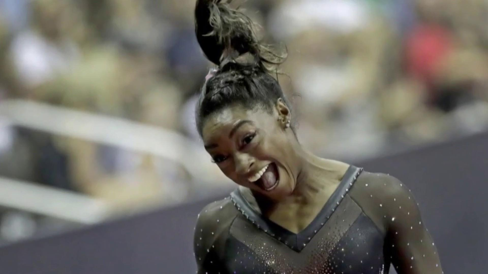 One More Thing: Simone Biles's extraordinary feat