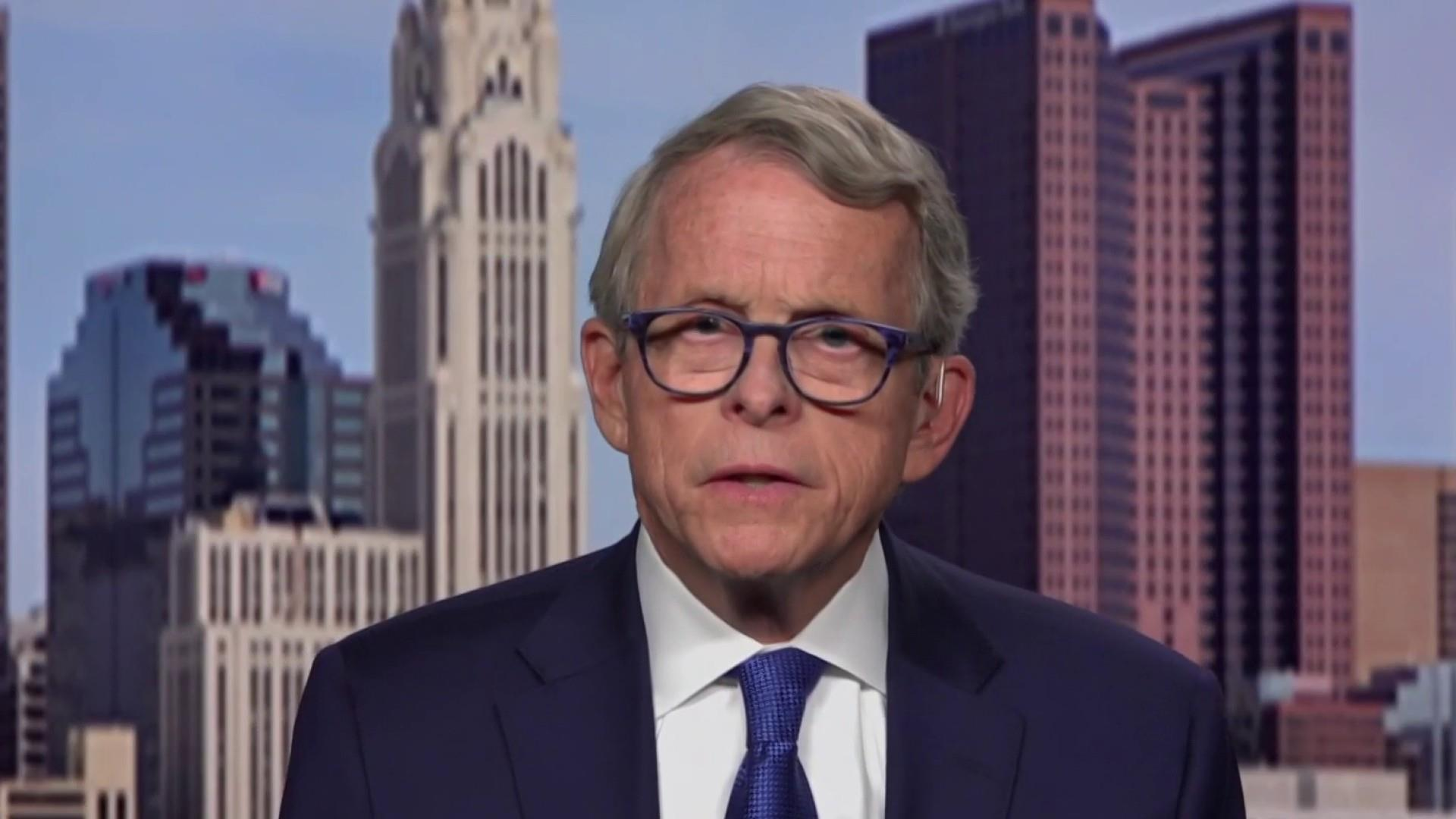 Gov. DeWine discusses 'tangible' gun control measures in Ohio