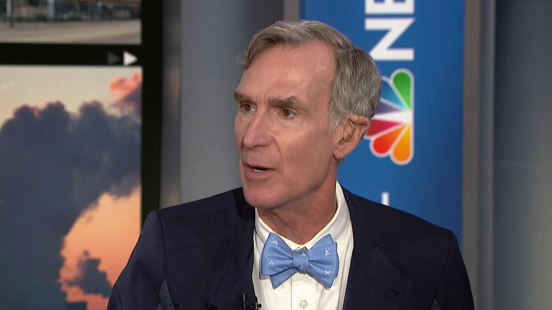 Bill Nye on threats to global food supply from climate change