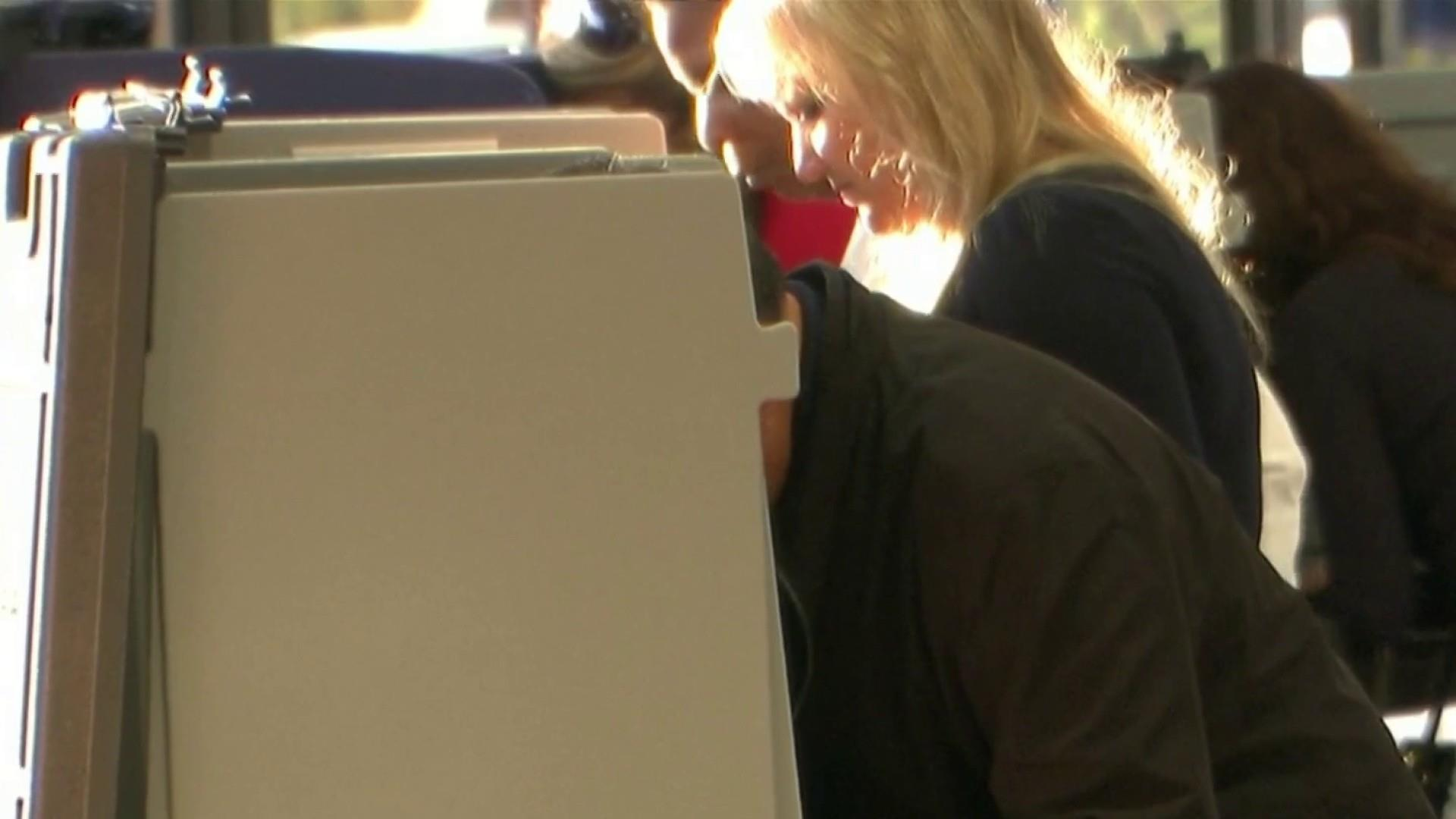 Hackers putting new voting machines to the test