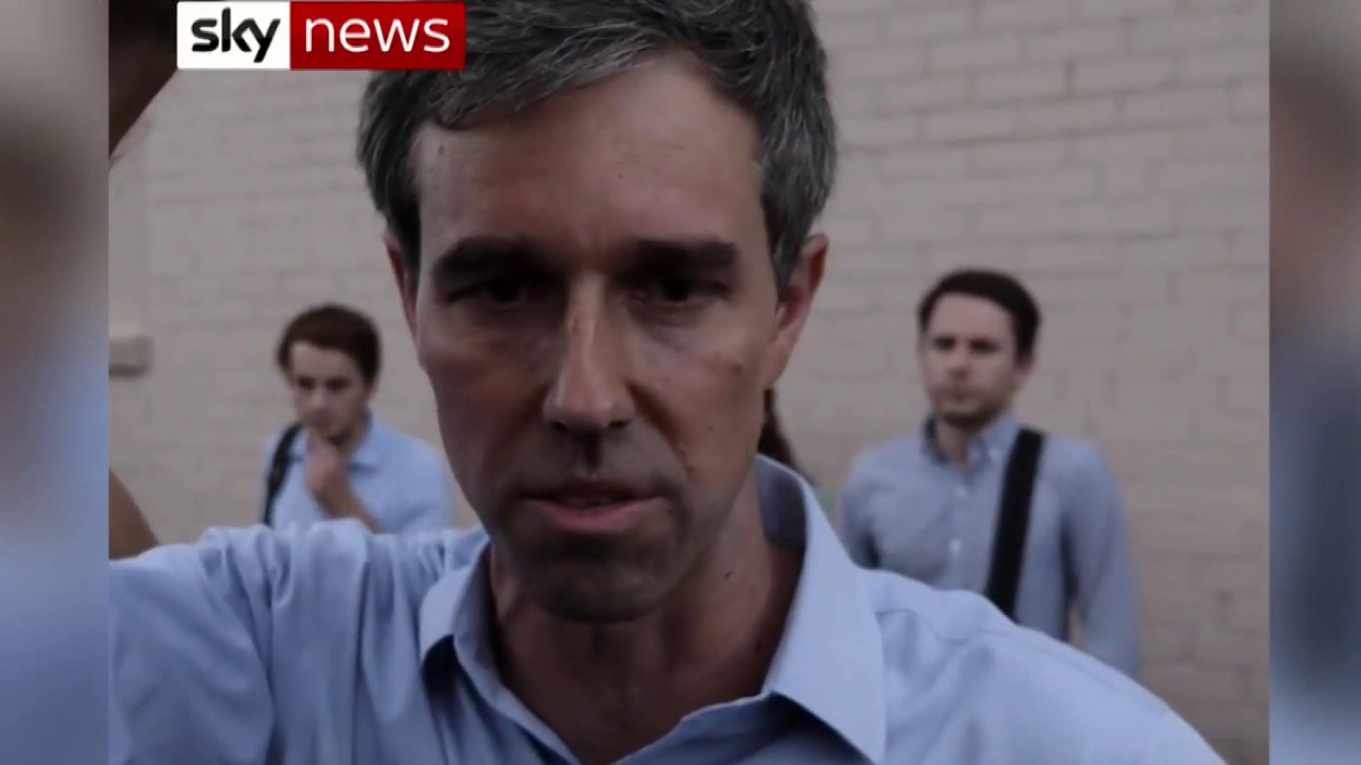 Beto O'Rourke says what all of us are thinking