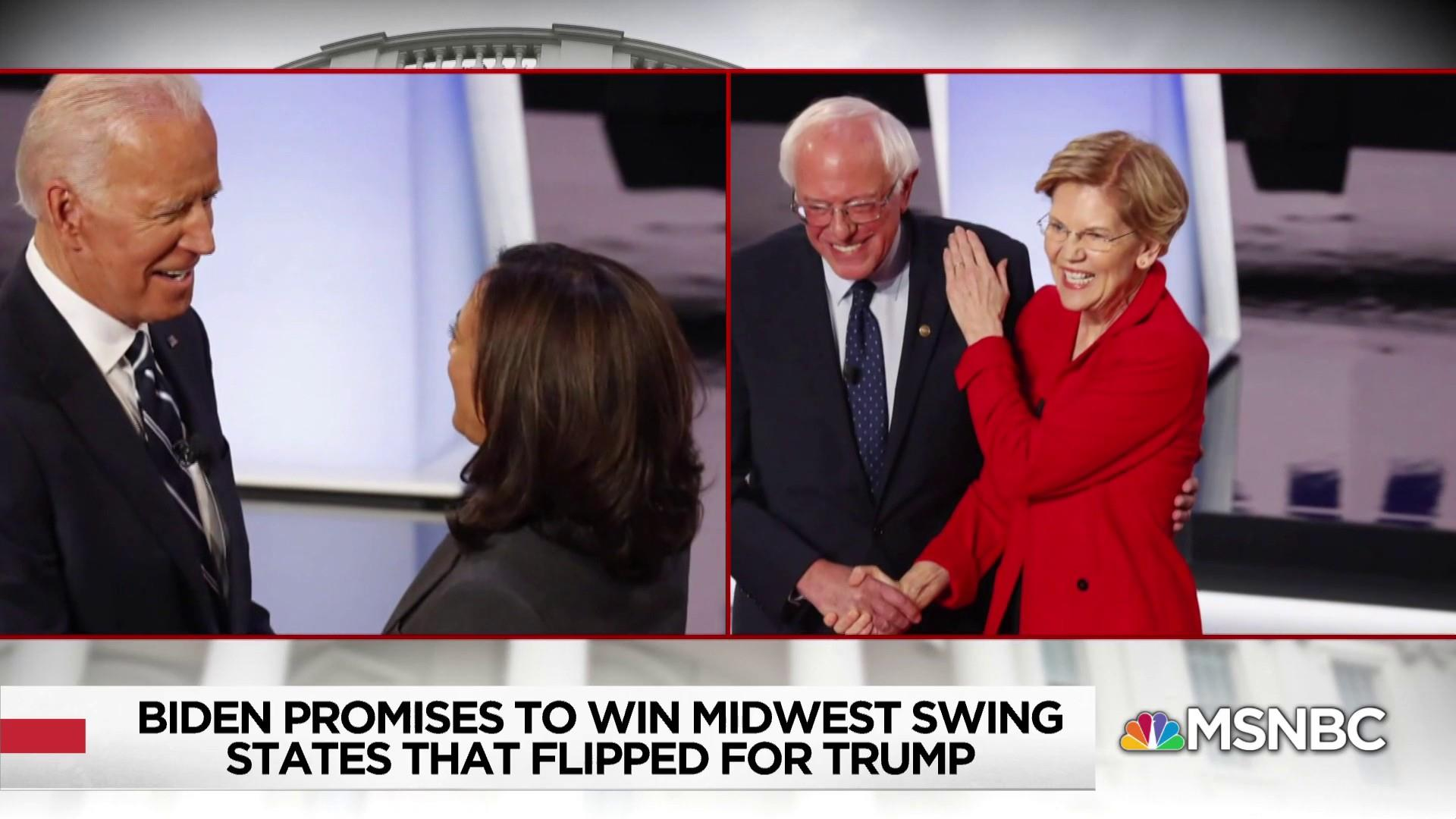 Two debates down, when will we see Biden vs. Warren?