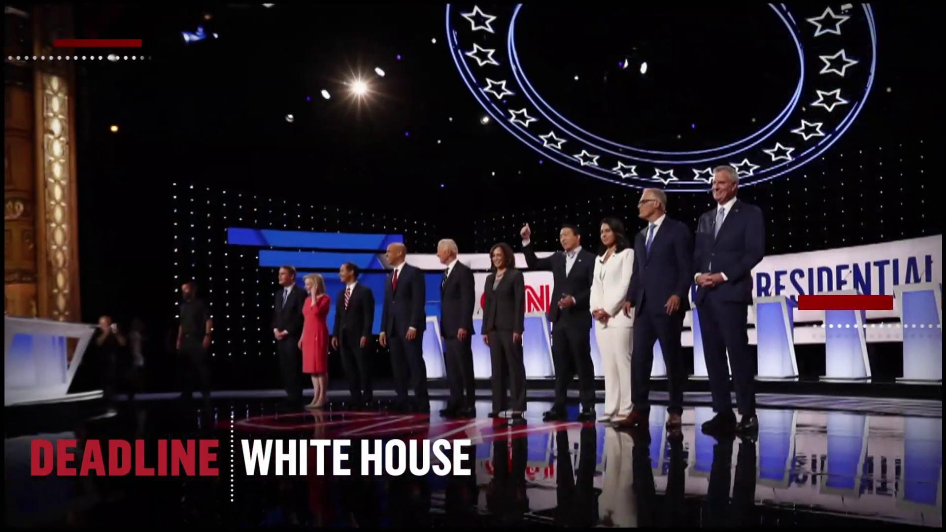 We could soon see a 'culling of the herd' of 2020 candidates