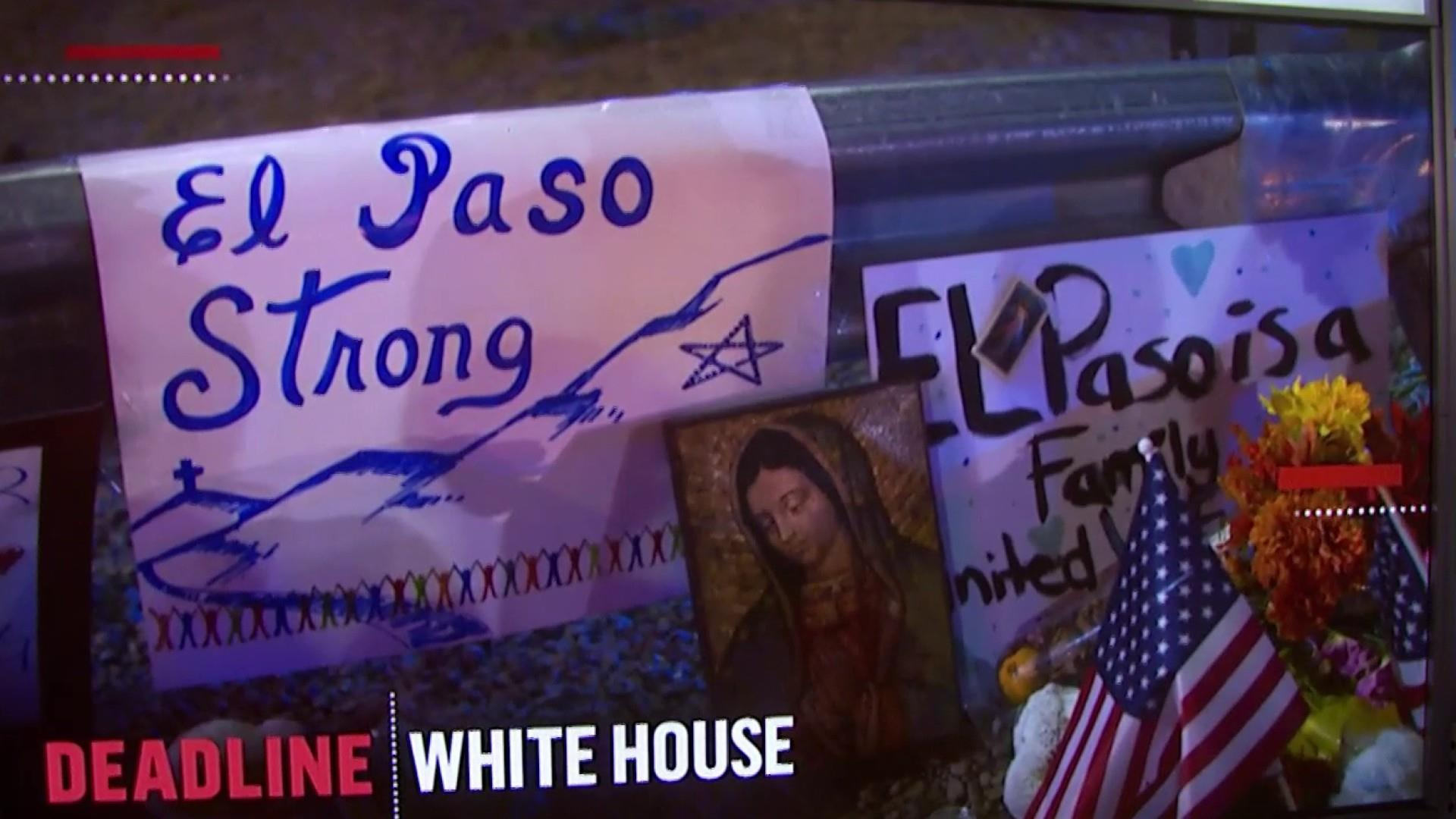 'El Paso is a community where… there is no border'