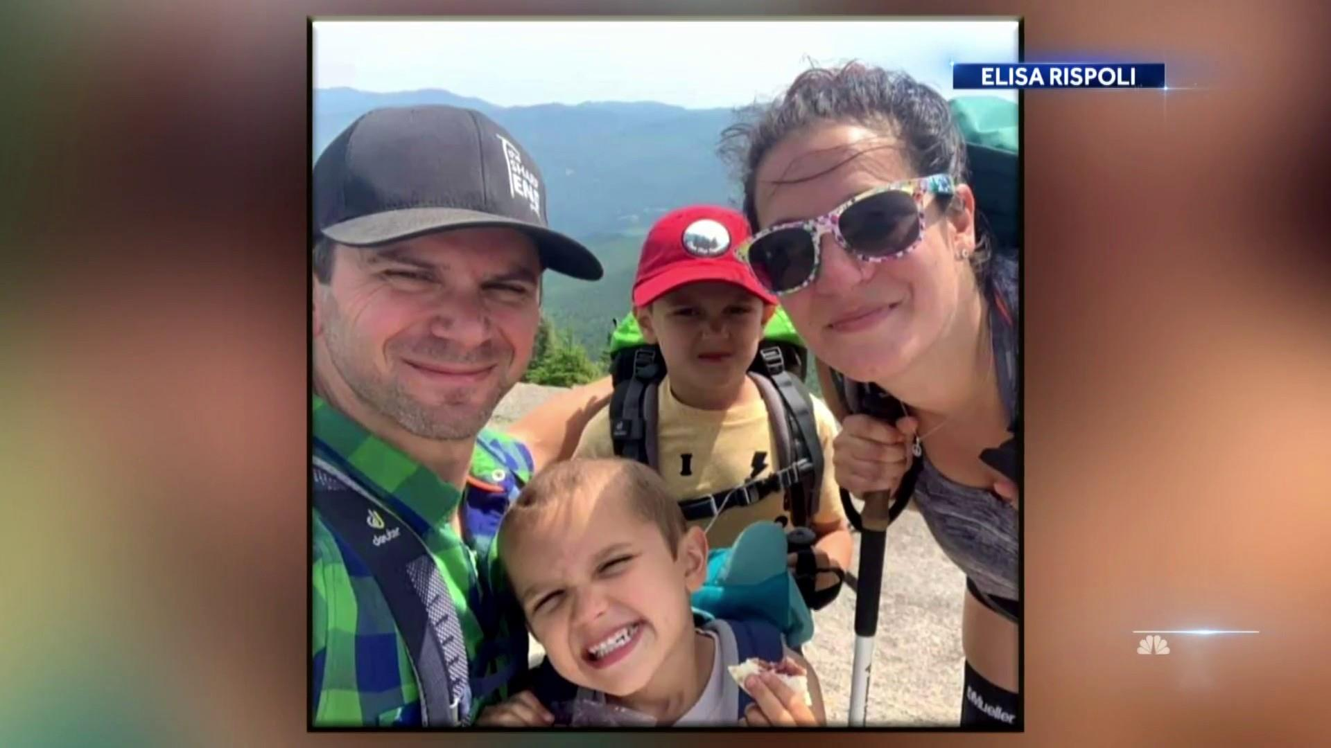 Family's story of survival after wolf attack during camping trip