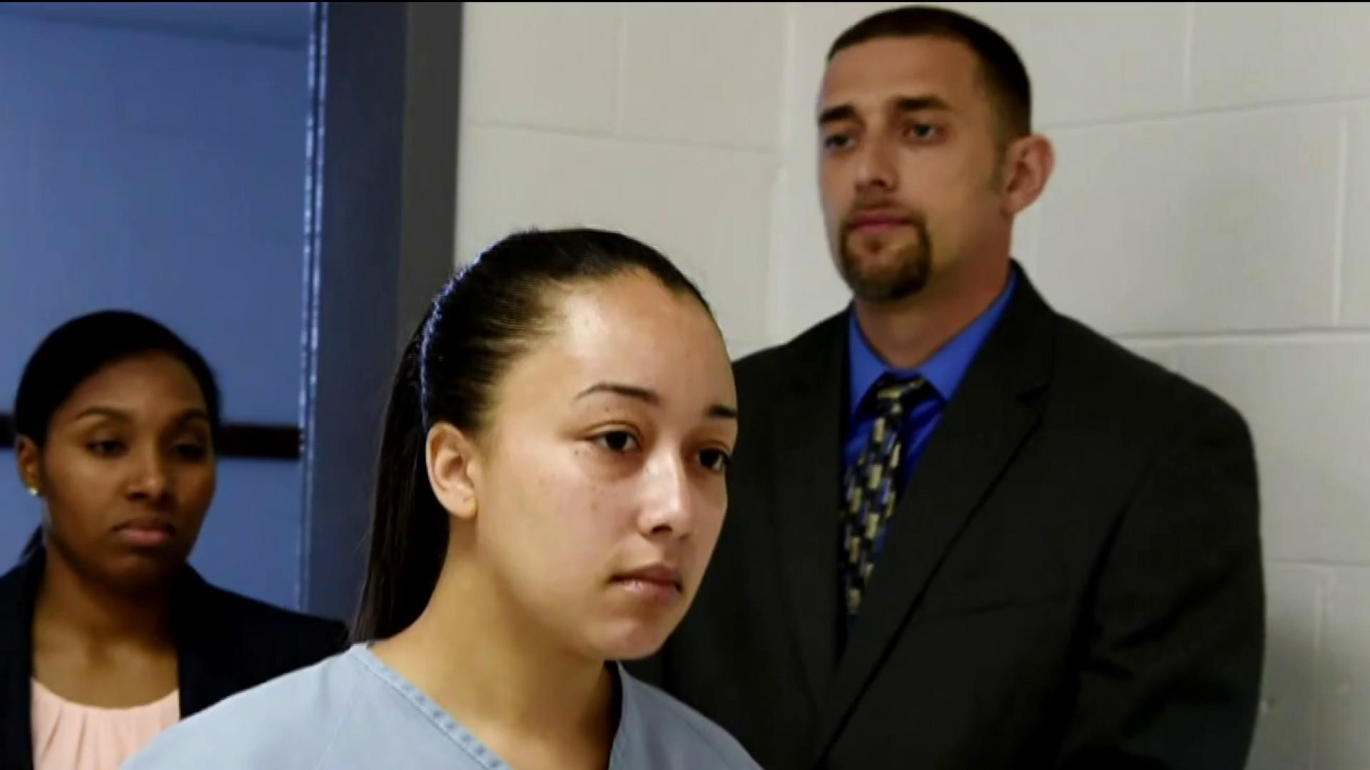 Cyntoia Brown on her release from prison: 'I am loving every single thing'
