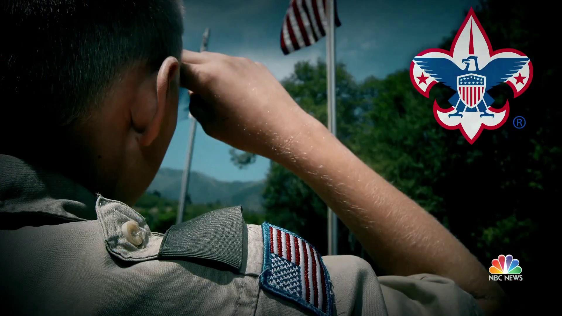 Boy Scouts of America have a 'pedophile epidemic' and are hiding hundreds in its ranks, lawyers claim