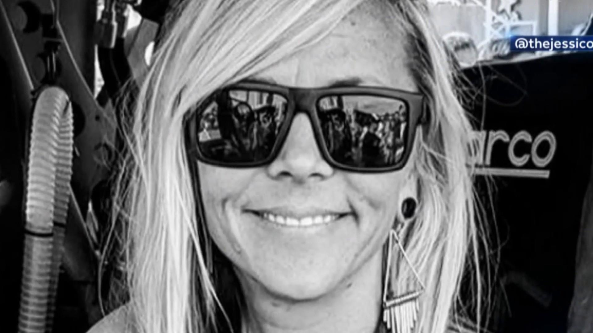 Jessi Combs of 'Mythbusters' dies in jet car crash attempting speed record in Oregon