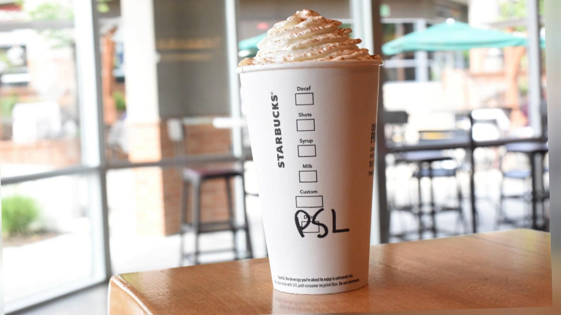Pumpkin Spice Latte returns Aug. 27: Why the brain and body love PSL