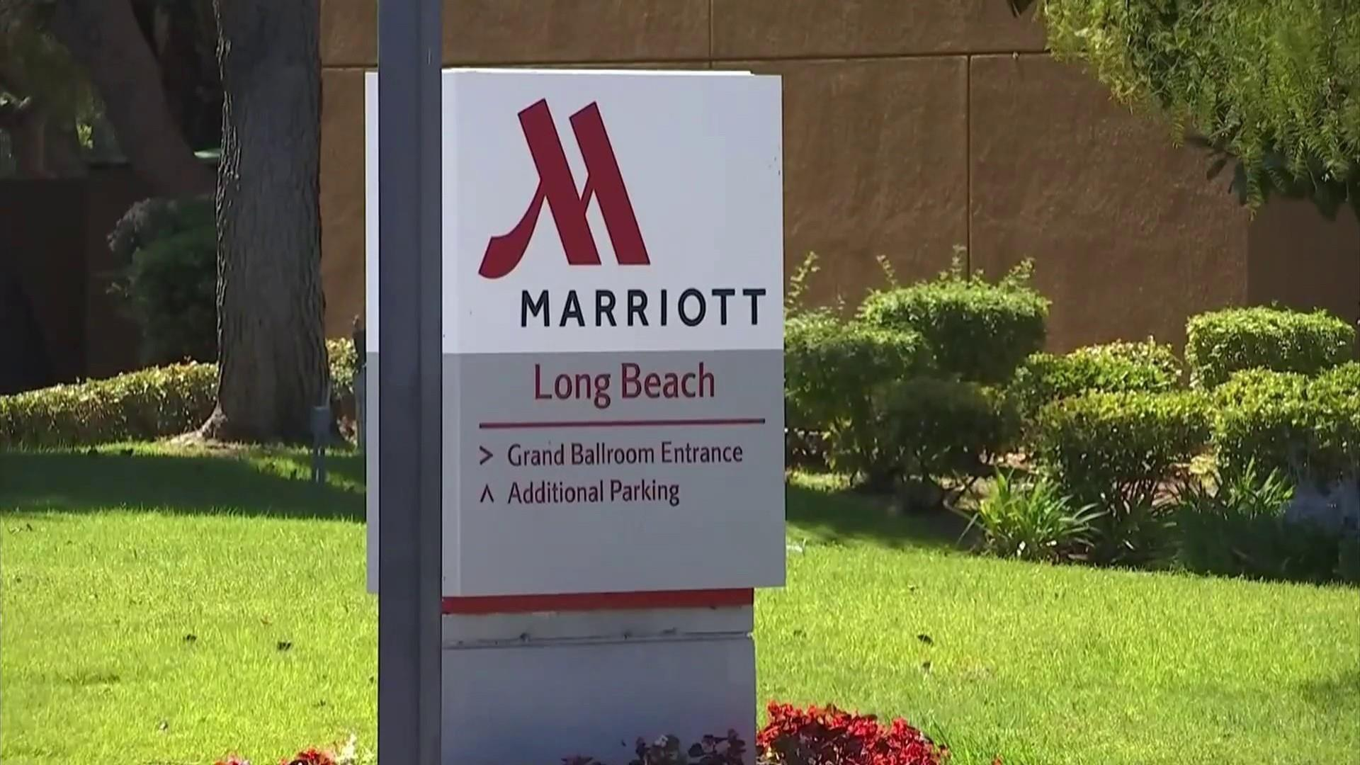 Mass shooting plot at California hotel thwarted, police say