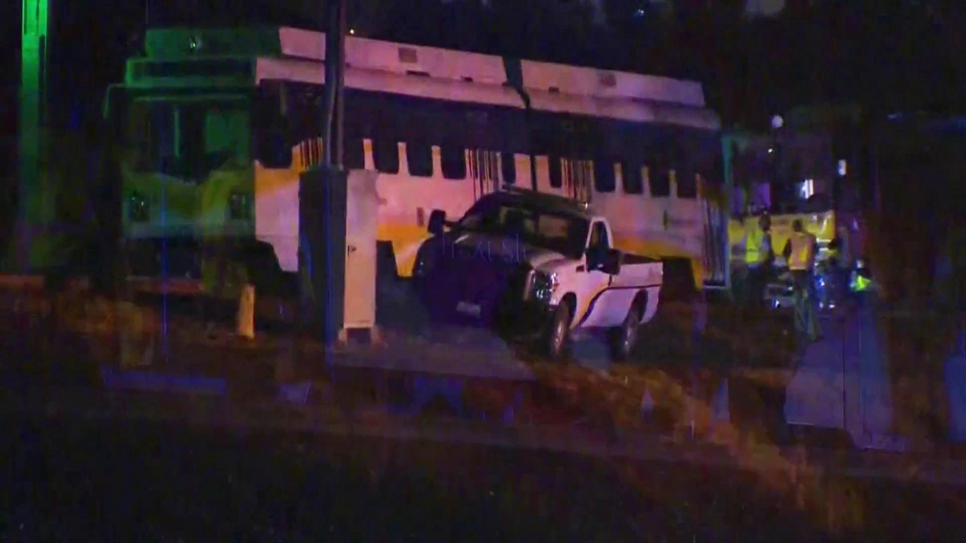 Train collision near Sacramento injured 27 people