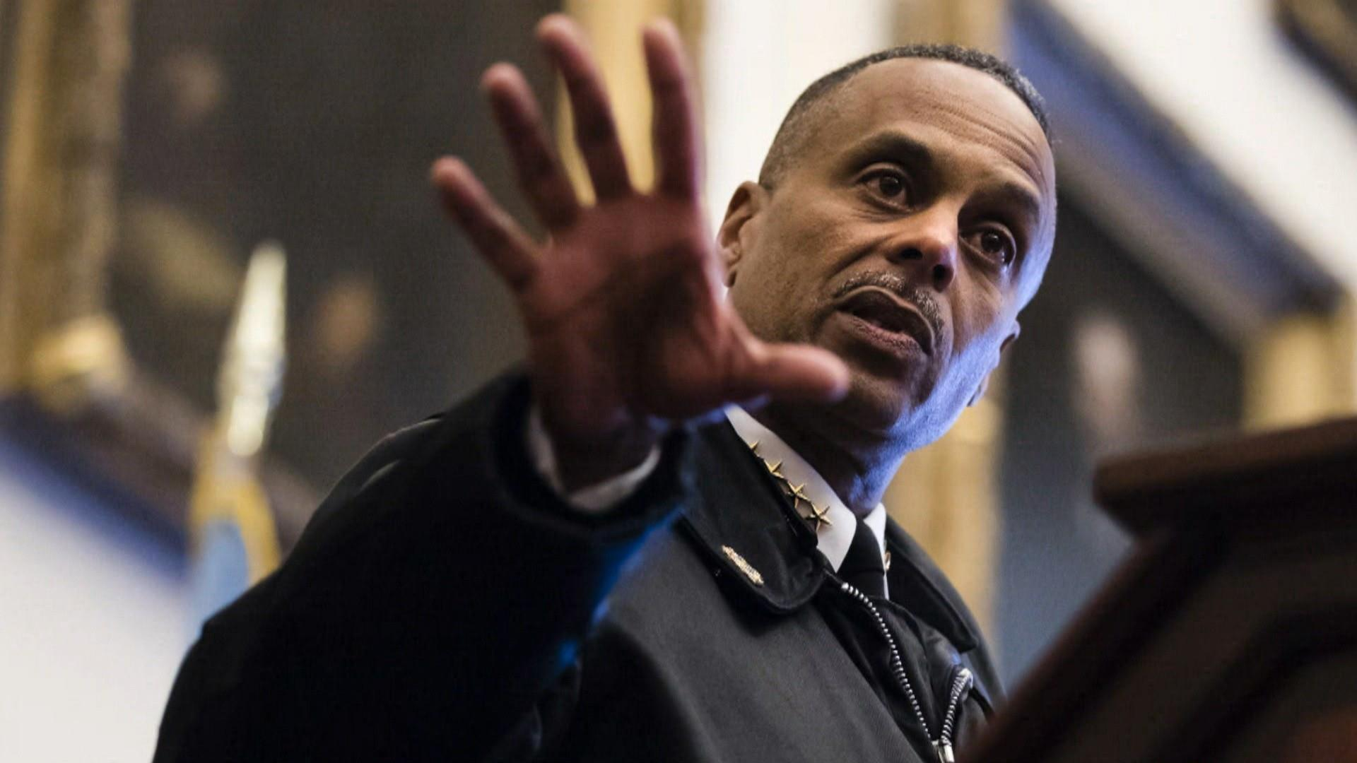 Philadelphia police commissioner abruptly resigns amid multiple scandals