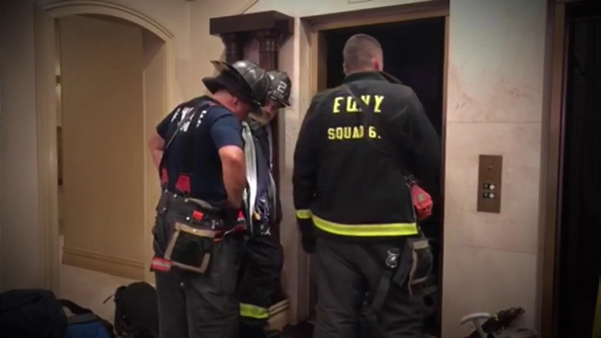 Man crushed to death in NYC elevator accident