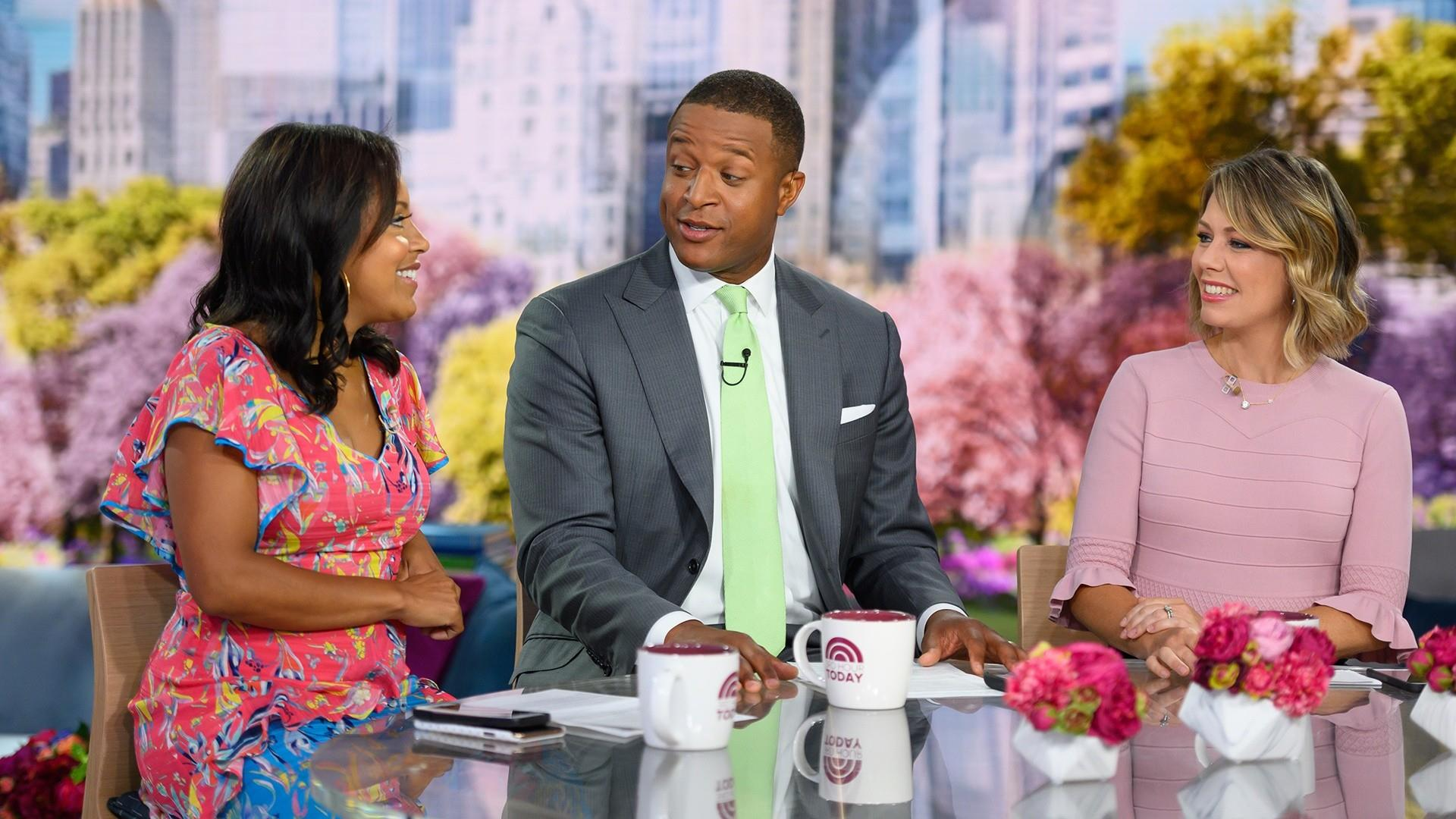 TODAY anchors share why family dinner is so important