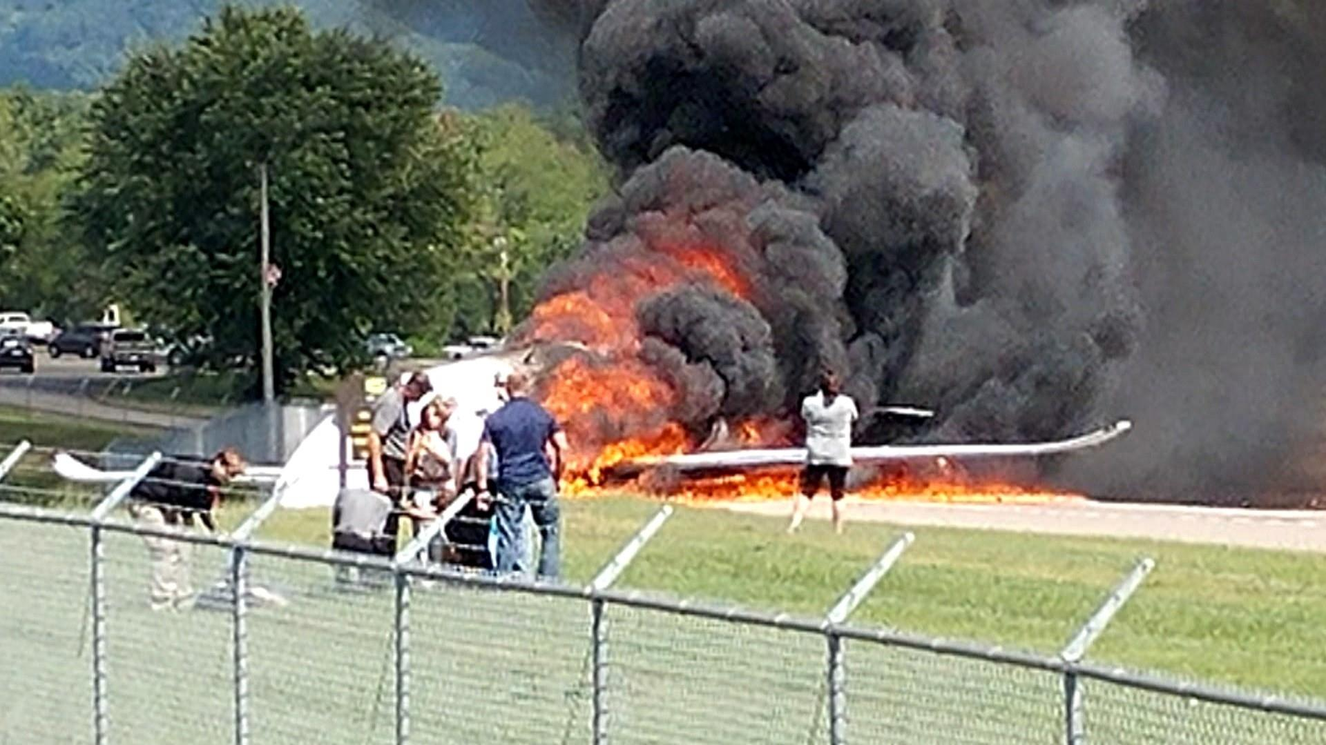Dale Earnhardt Jr. plane crash: New details emerge