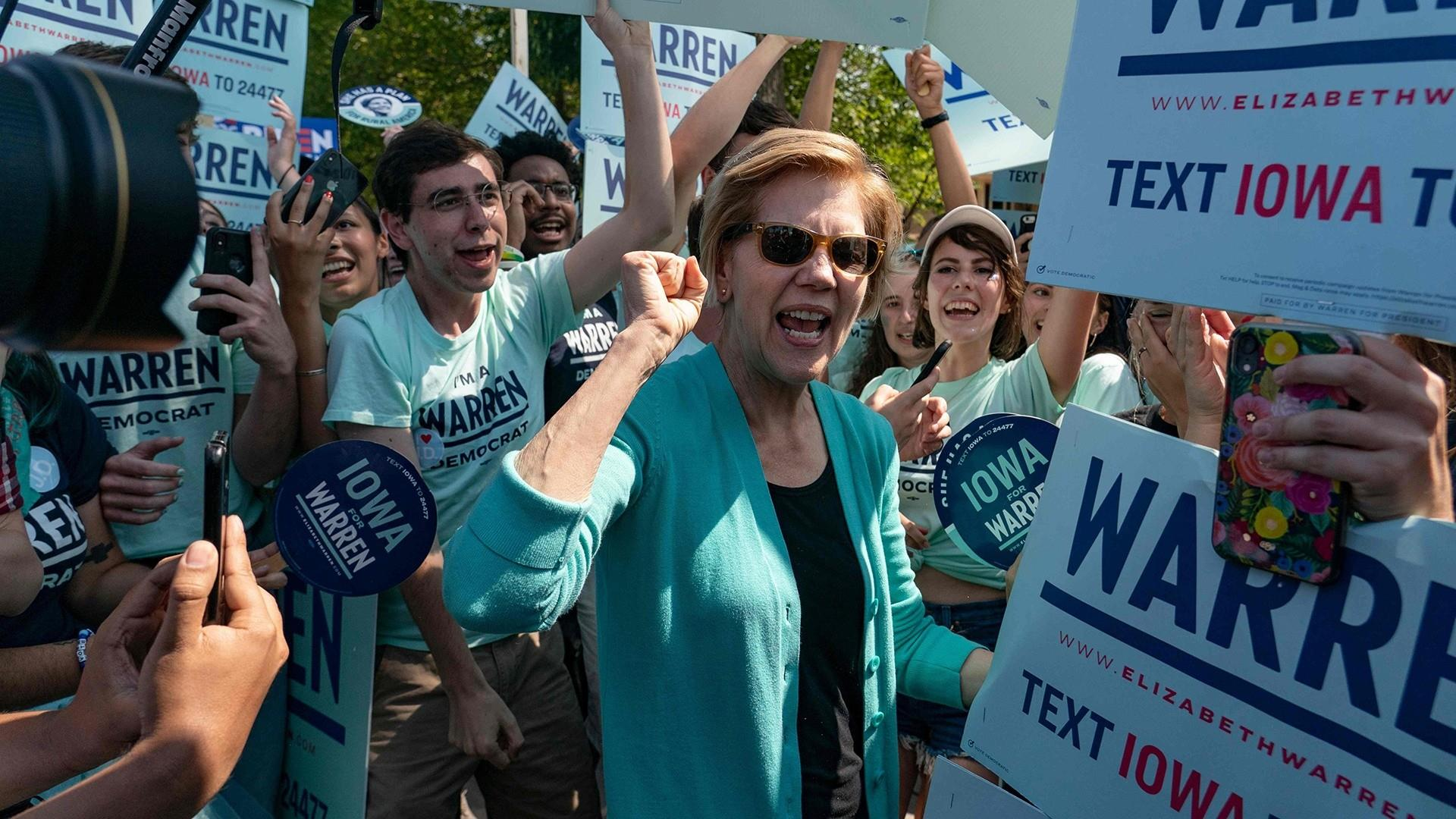 Who's afraid of the NRA? Democratic candidates have never been more united on gun control
