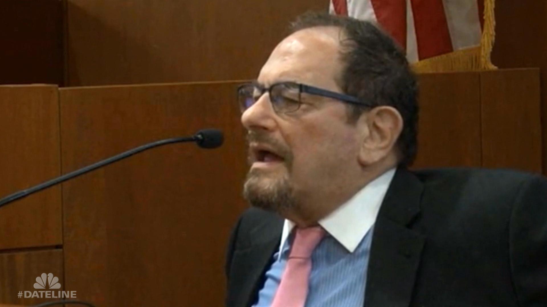 Dateline NBC Exclusive: Robert Durst's Friend Testifies Against Him about Murder of Susan Berman