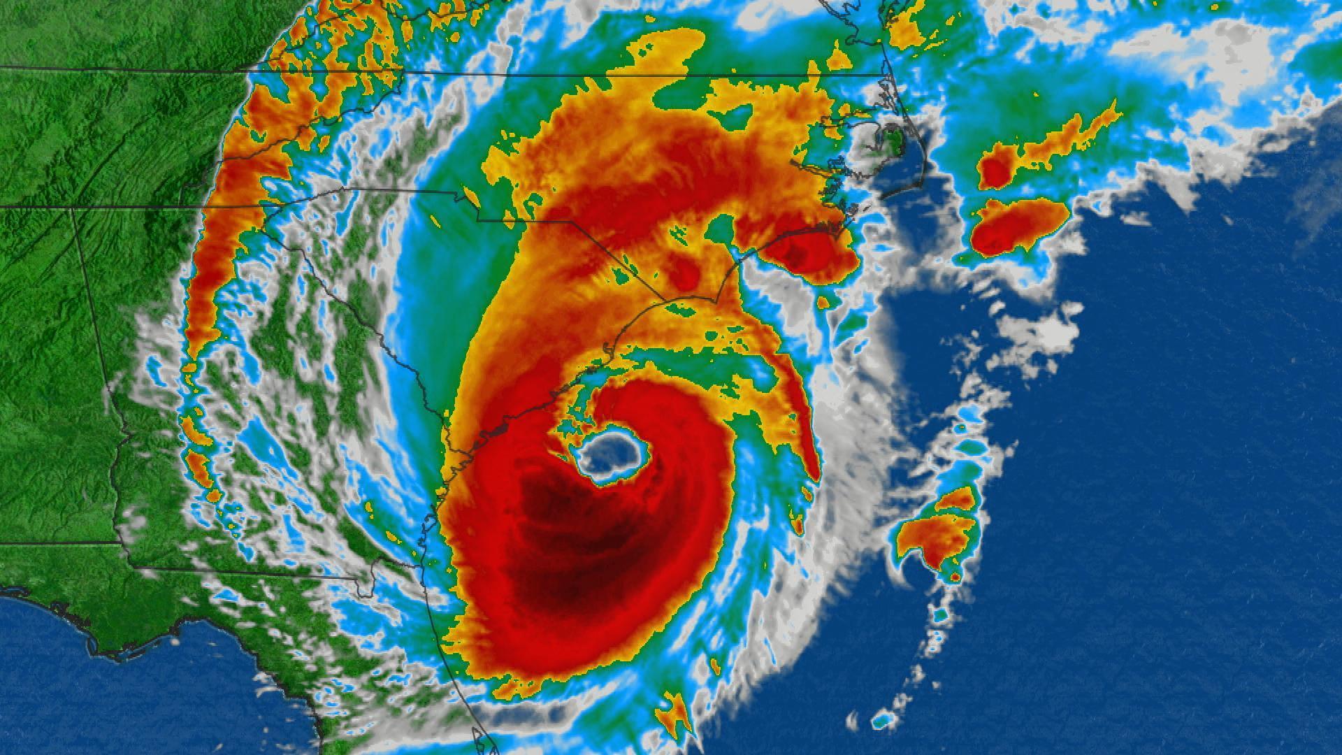 Hurricane Dorian expected to hit Bahamas as 'devastating' storm, then shift toward Carolinas