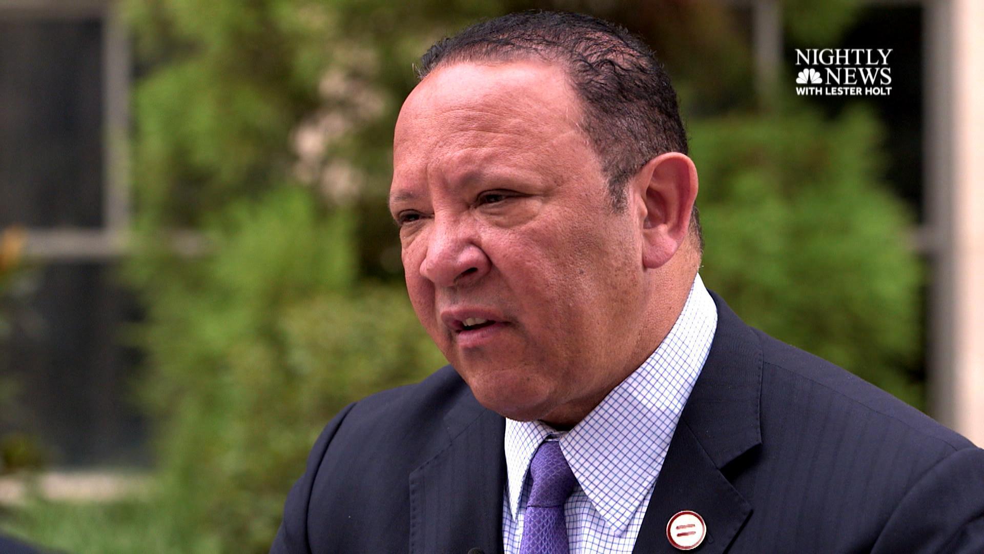 Former New Orleans Mayor looks back on 1994 Crime Bill