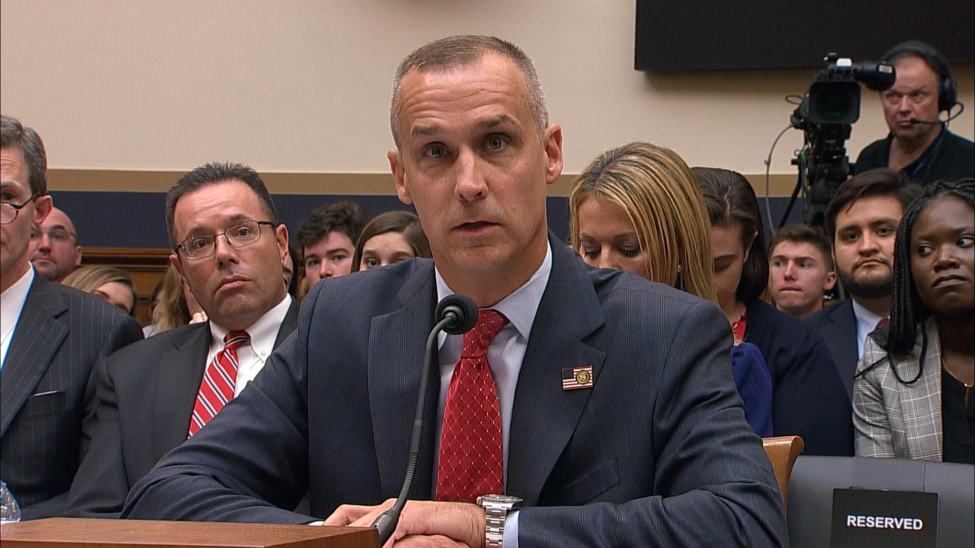 'You're not going to stonewall me!': Democrats press Lewandowski at fiery Hill hearing