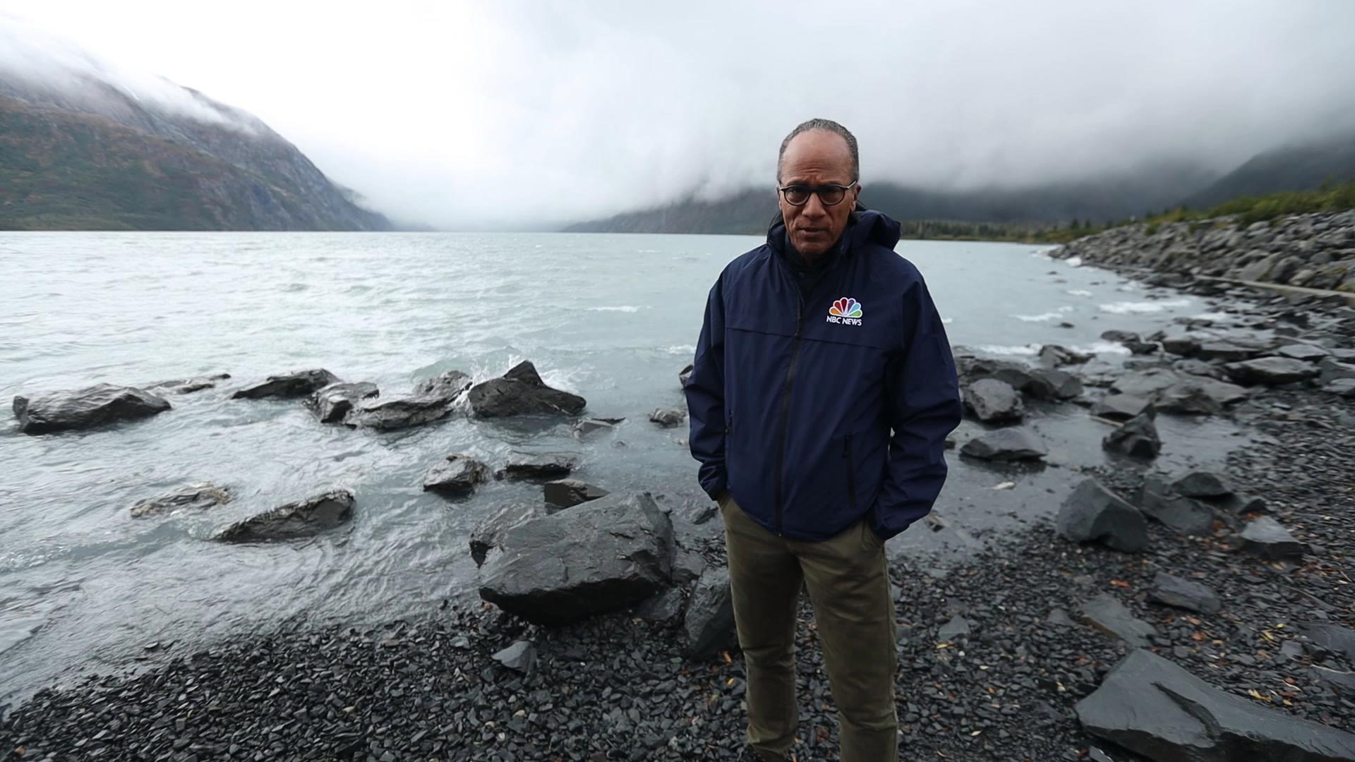 Climate in Crisis: Lester Holt's journey to Alaska