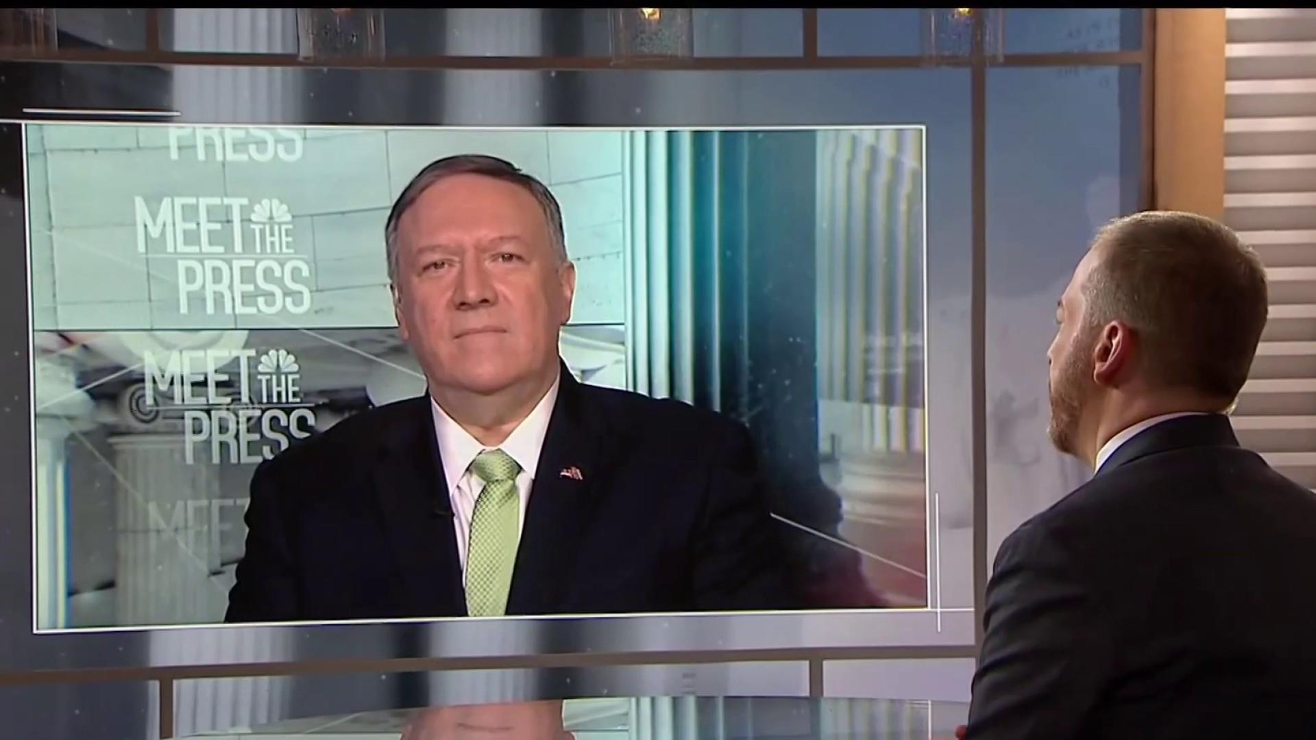 Full Pompeo: Things are 'about to get worse' for the Taliban