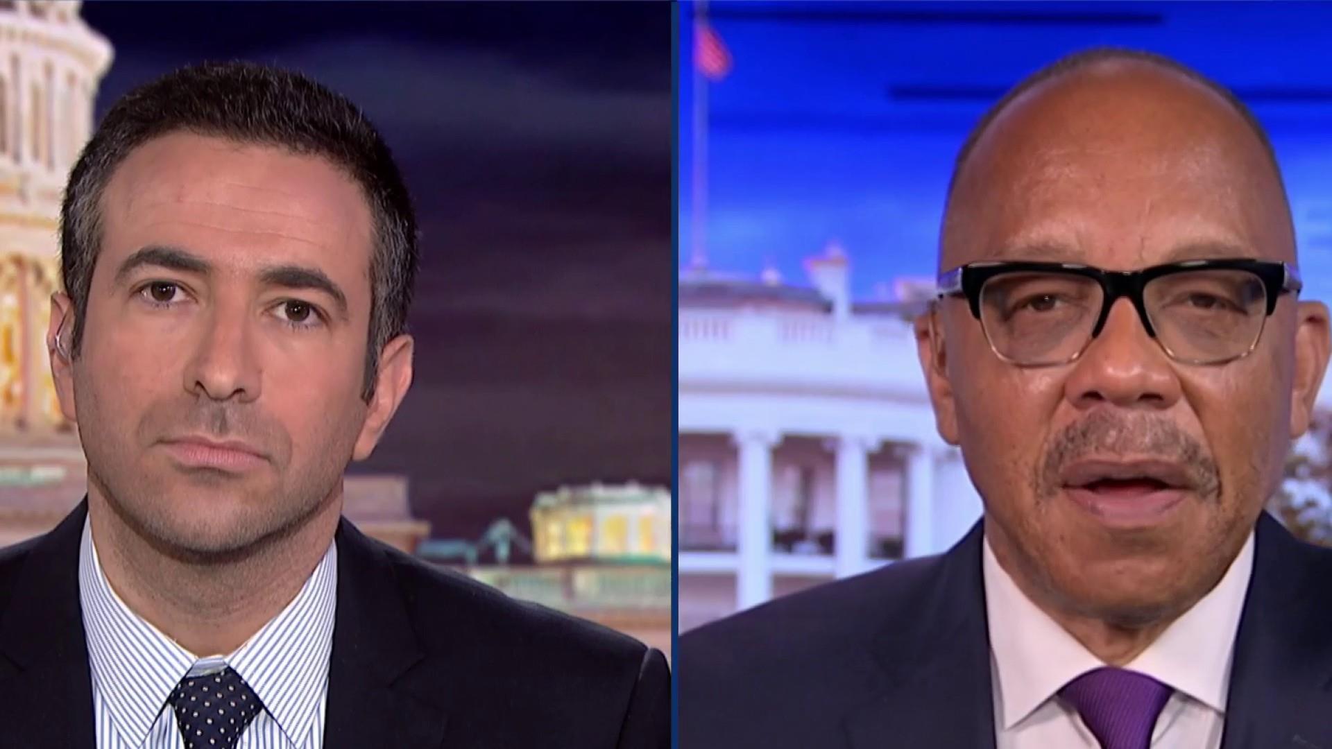 "Pulitzer-winning columnist: Giuliani ""out in space"" on Ukraine"