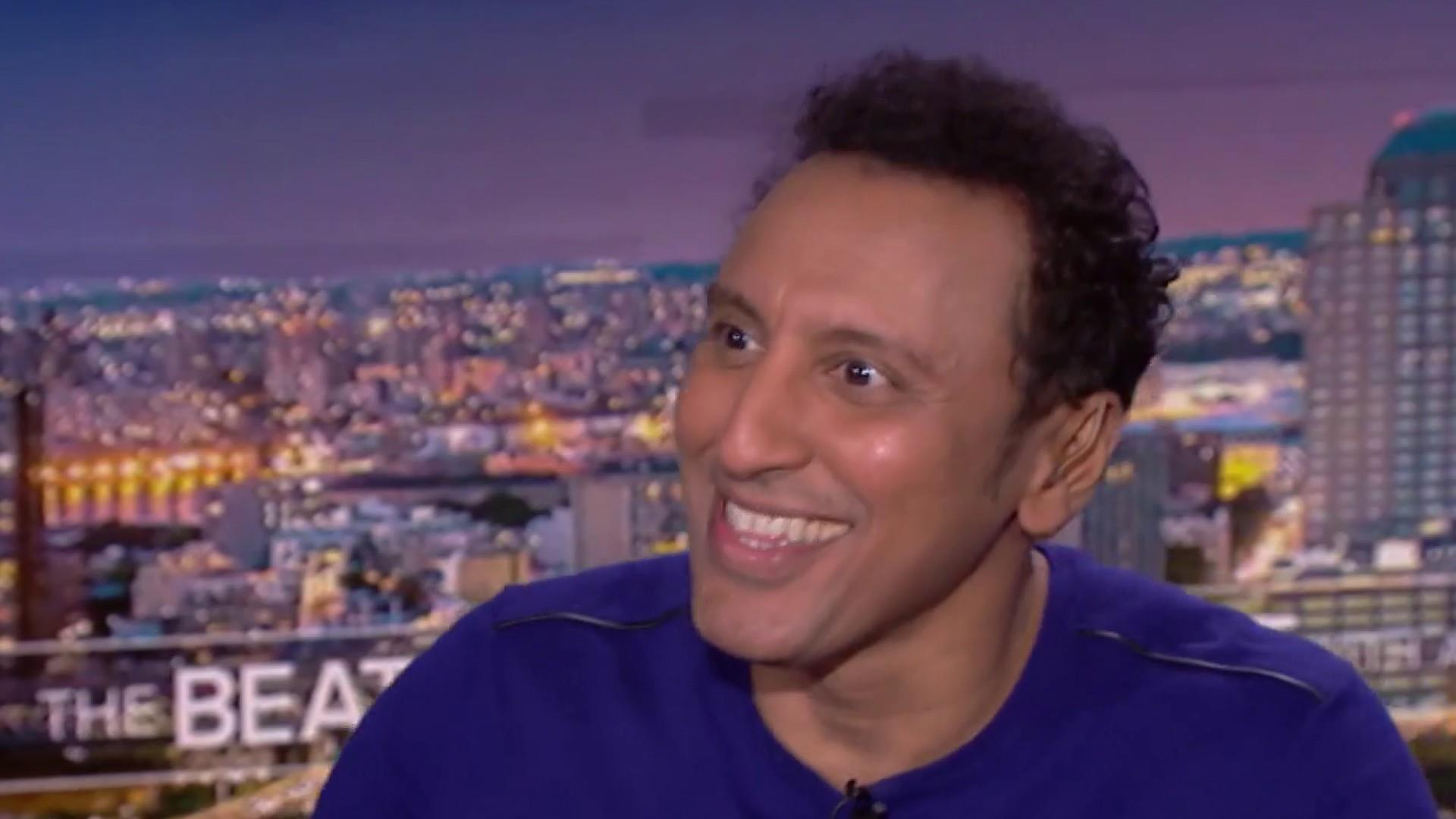 The Daily Show's Aasif Mandvi on Trump, Jon Stewart & John Oliver