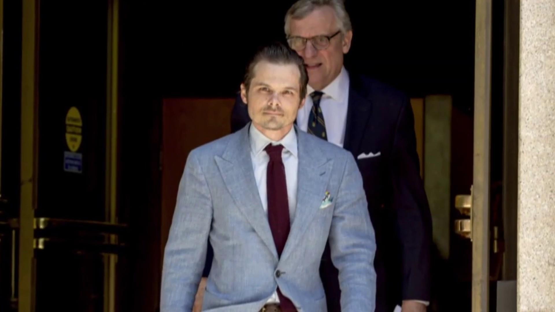 'Wingman' to witness: Roger Stone aide flips