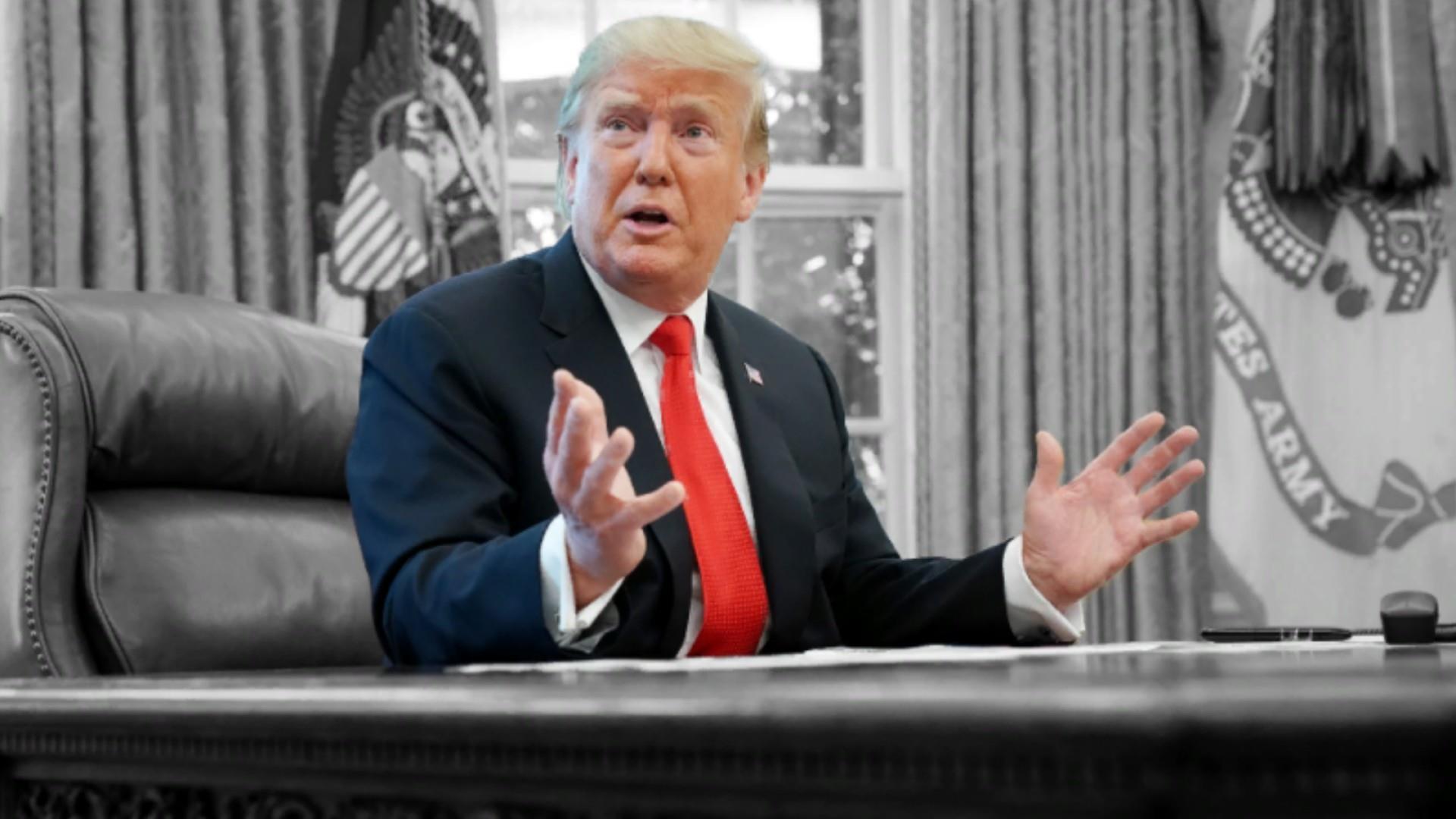 Dems' Trump investigation to-do list: Hush money, dangled pardons, impeachment, etc.