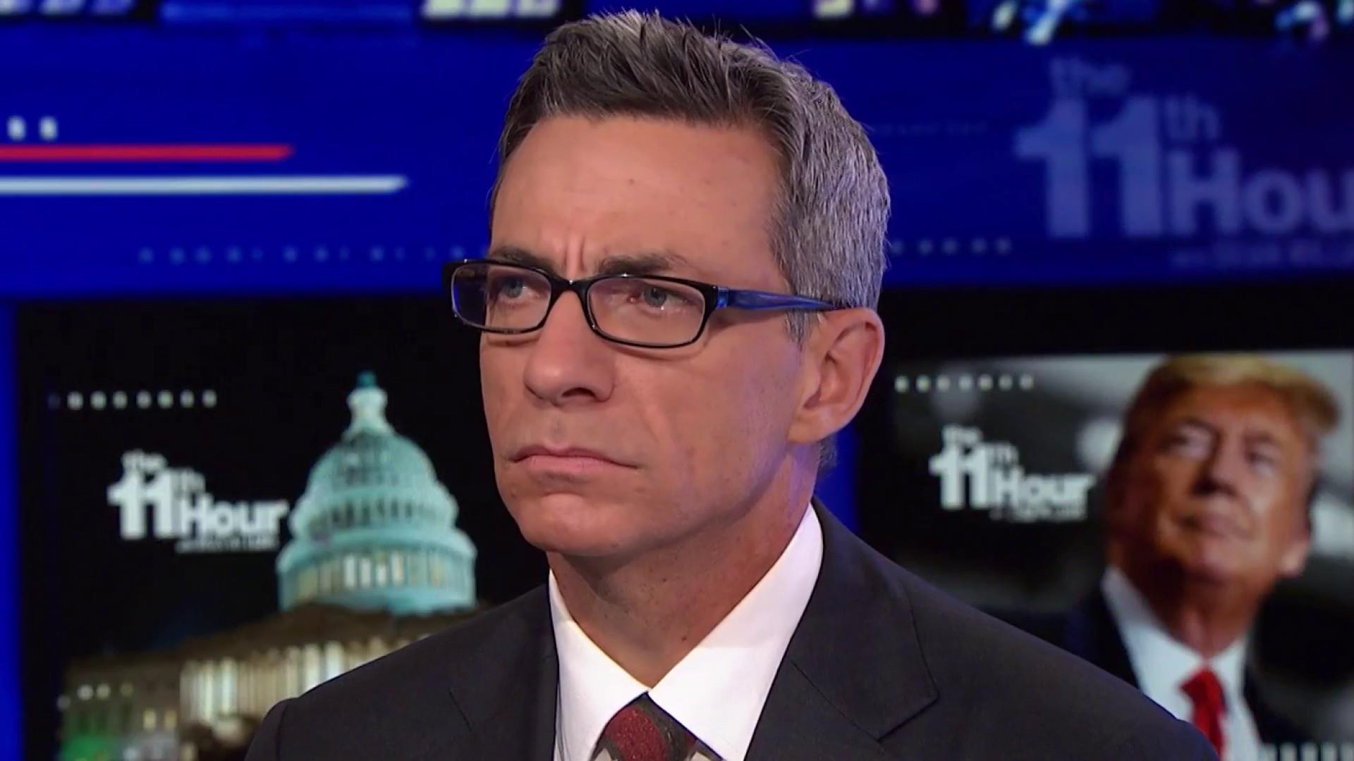 FBI veteran Clint Watts: Whistleblowers are the nation's last line ...