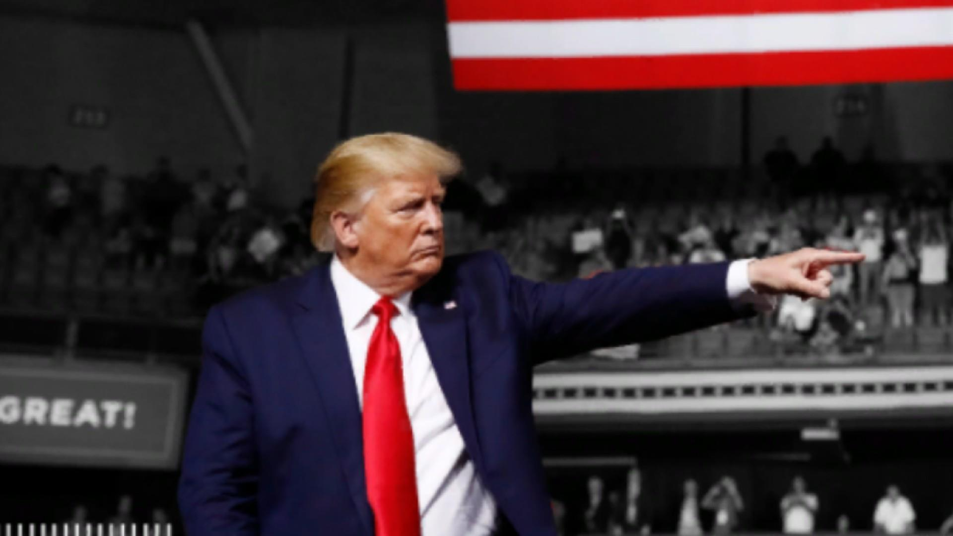 Summer of Trump: Racism, a trade war, buying Greenland, bed bugs, and more