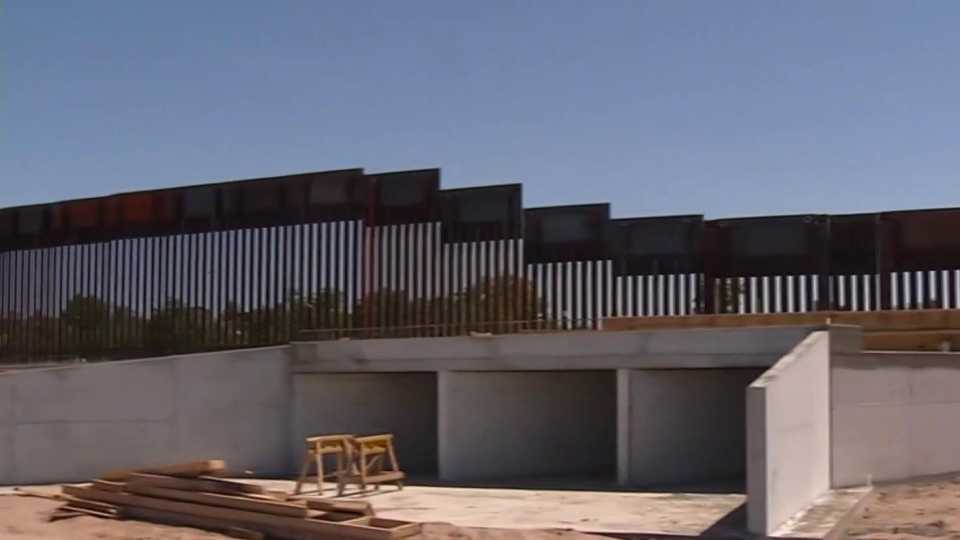 Trump's plan to pay for border wall with Air Force funds is national security risk, report says