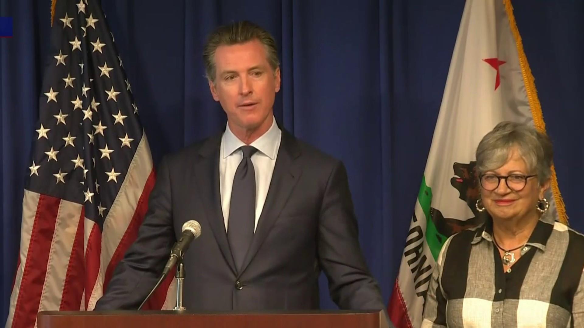 Gavin Newsom slams Trump for revoking California emissions waiver