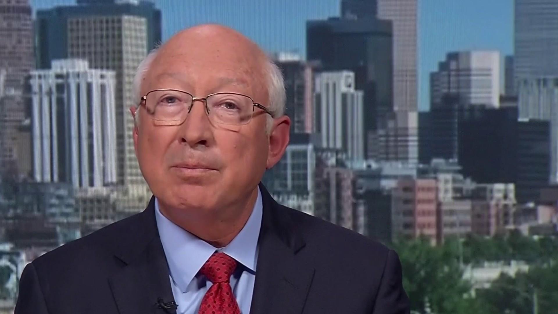 Ken Salazar endorses Joe Biden for president