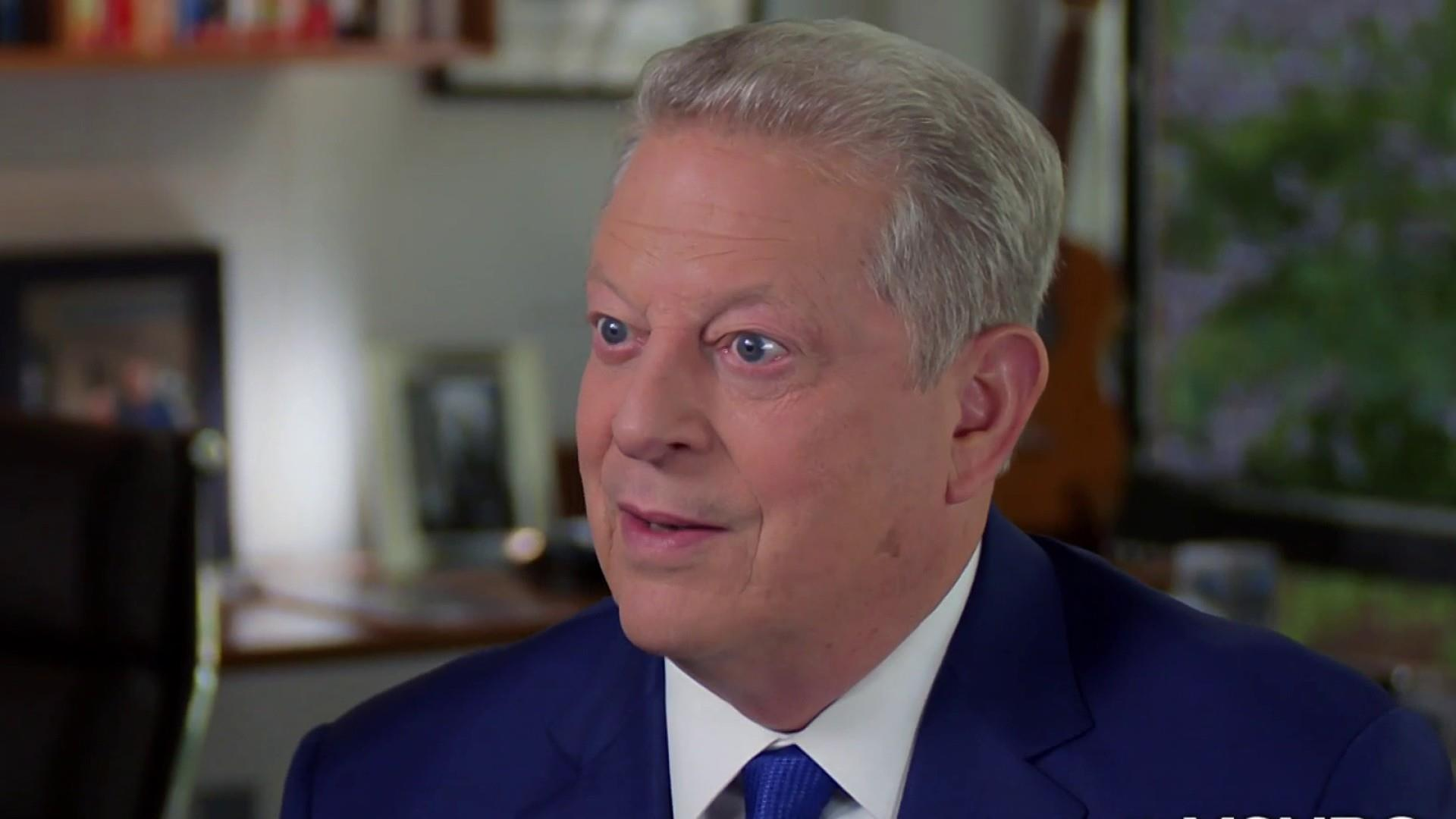 Al Gore: Changing light bulbs is important, but not as important as changing laws