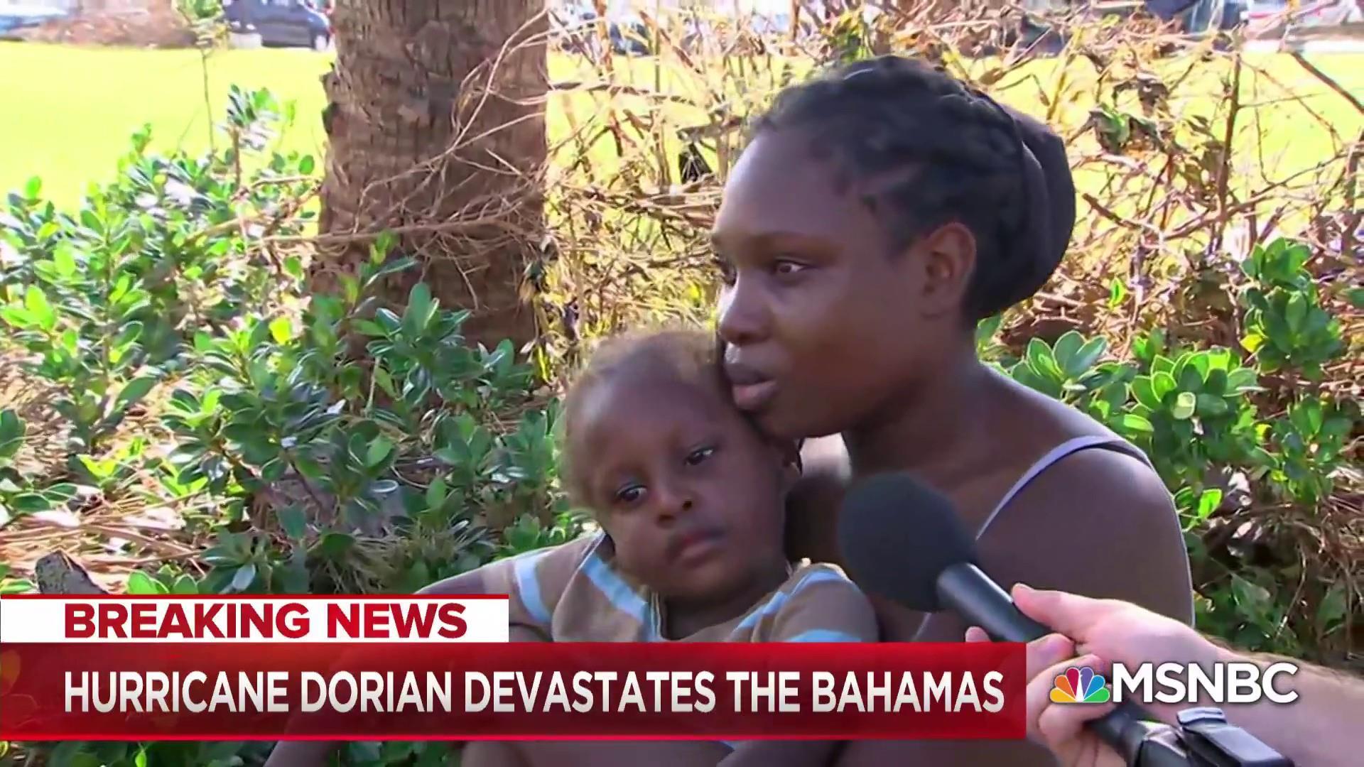 Hurricane Dorian death toll has climbed to 30, Bahamian health minister says