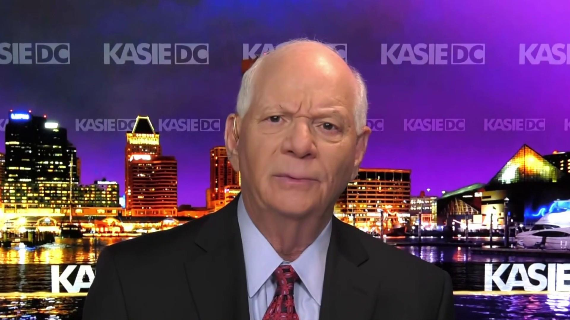 Sen. Cardin on Trump-Ukraine call: 'I hope we have the tape of that conversation'