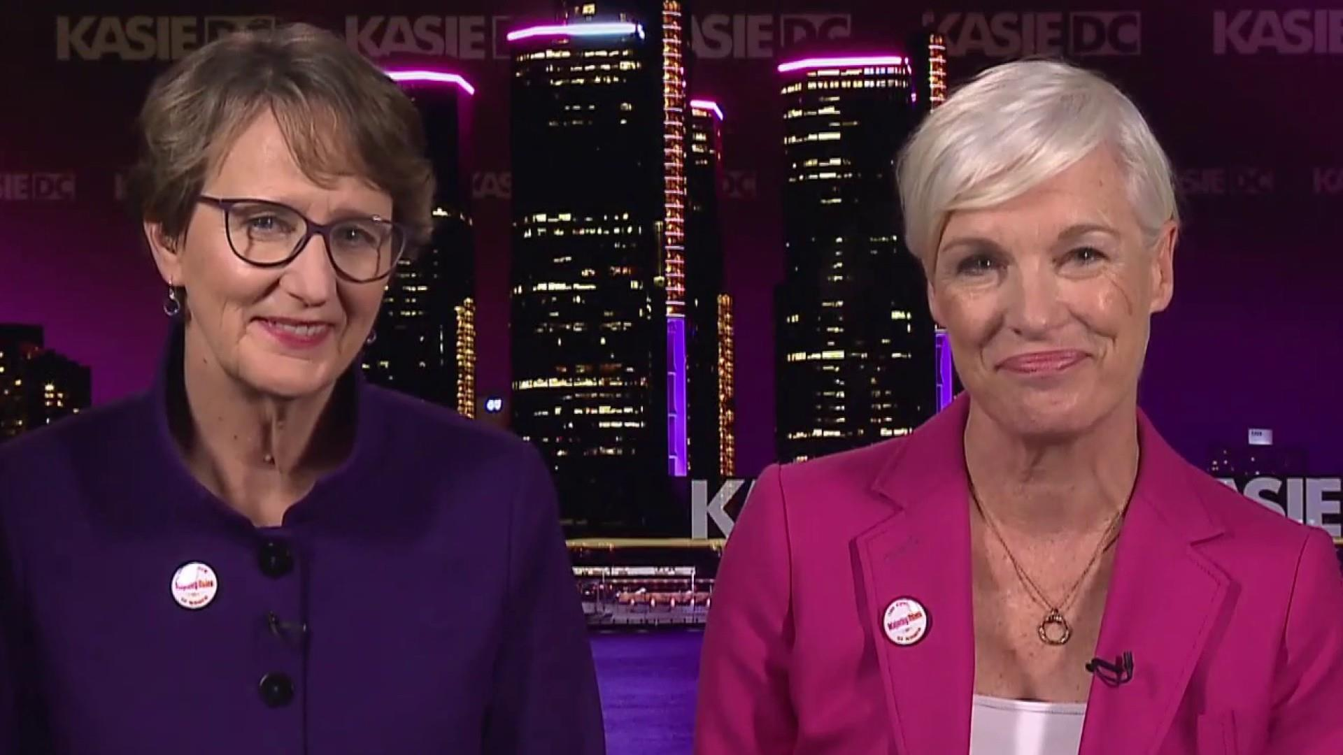 Can women build on gains made in 2018 election? Cecile Richards and Mary Kay Henry are betting they can
