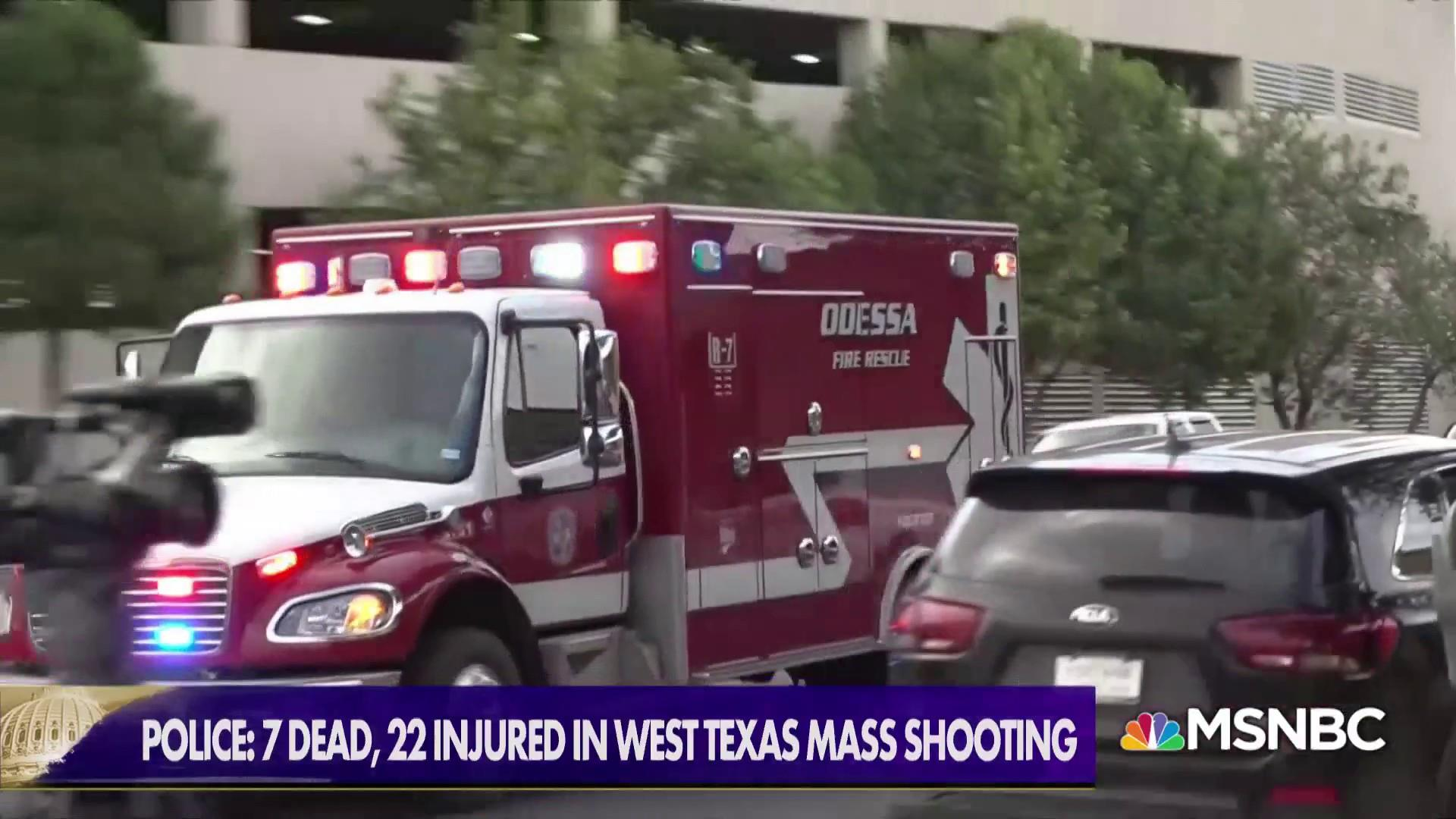 From Baghdad to Fallujah to Odessa TX, Iraq War veteran and ER Doctor says Americans must be prepared for mass shootings